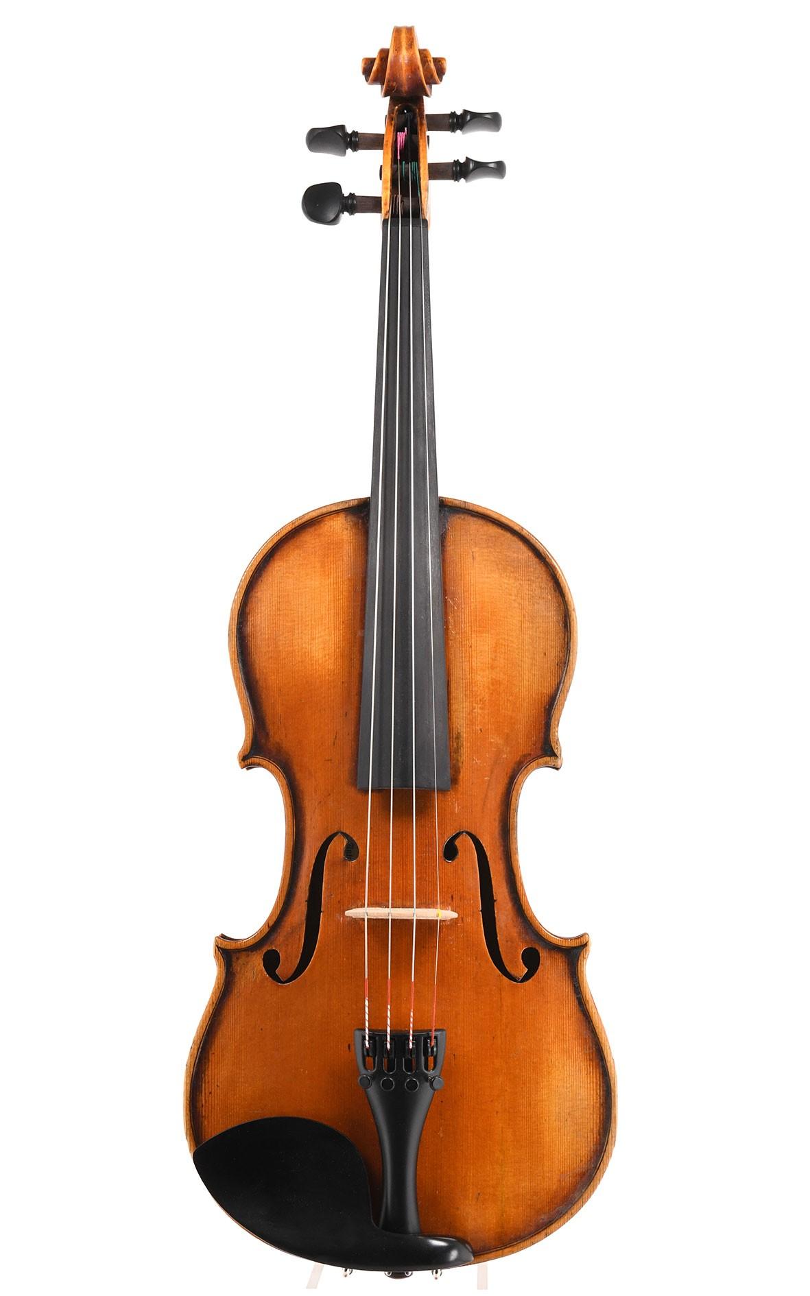 Sehr gute Deutsche Geige von Anton Dietl Mittenwald