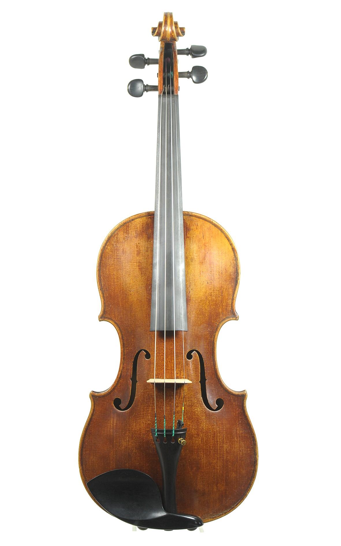 Georg Klotz violin (Georg Kloz) - top