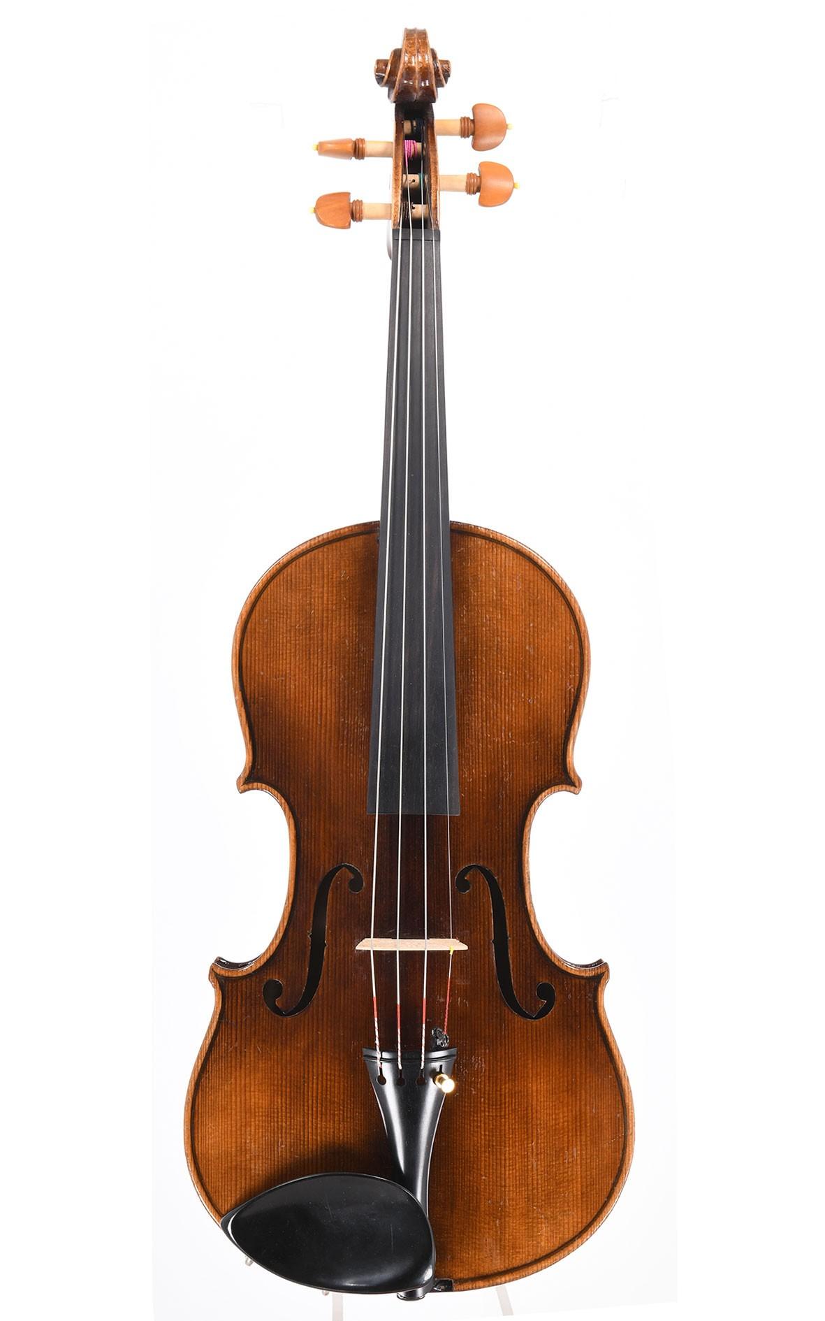 Antique 1920's Schuster & Co violin, Markneukirchen