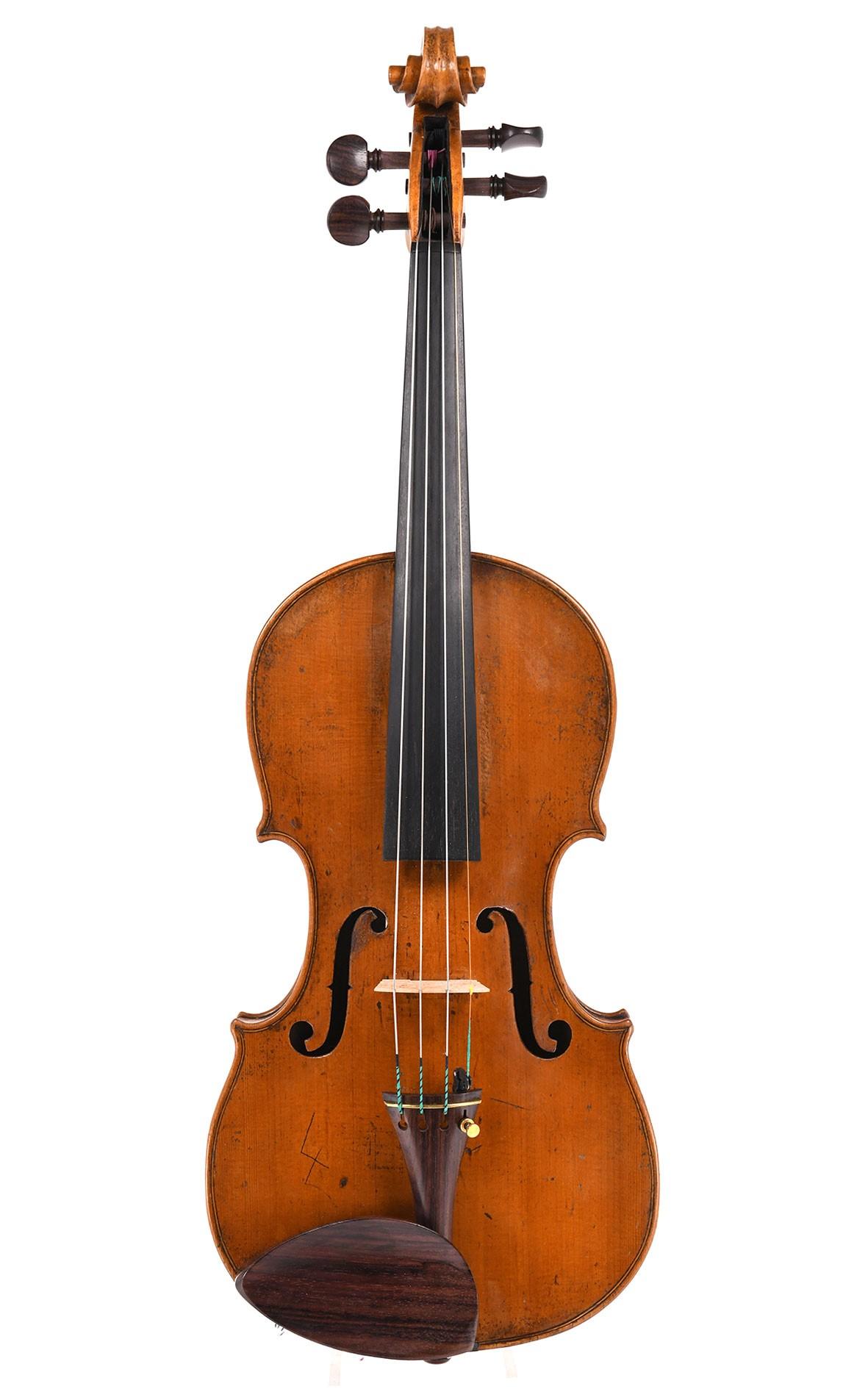 Fine Mittenwald violin no. 26 by Franz Simon, circa 1830