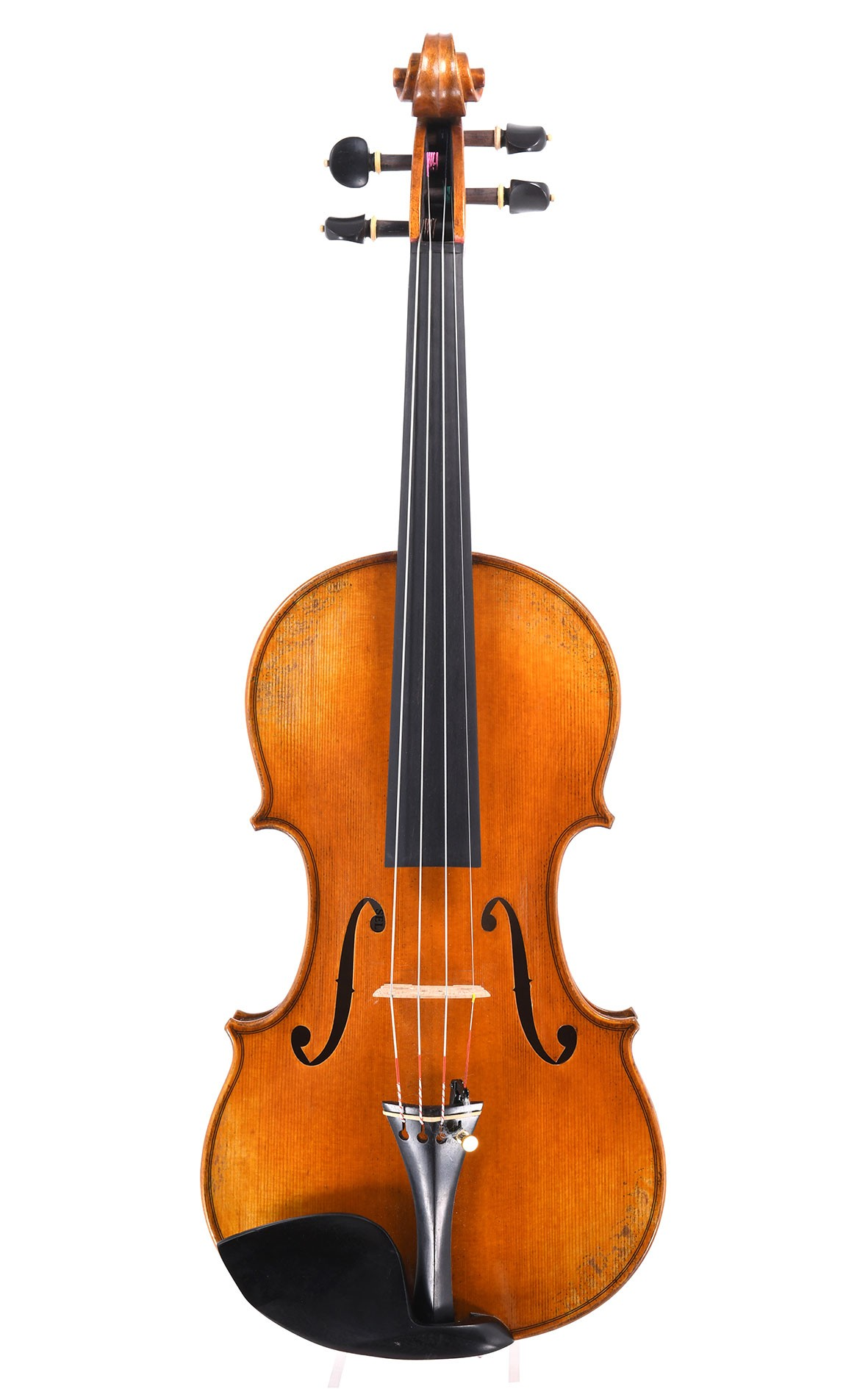 """CV Selectio"" violin Opus 15 no. 4: a powerful violin after Guarnerius"