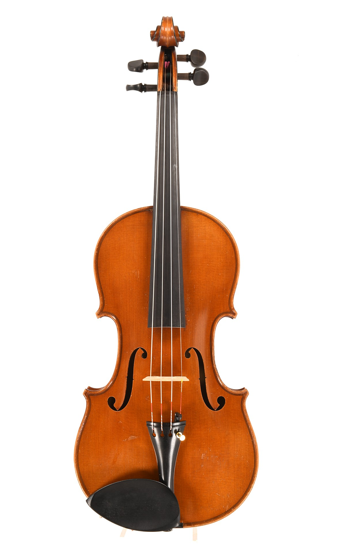 Fine French violin by Eugene Langonet, Nantes