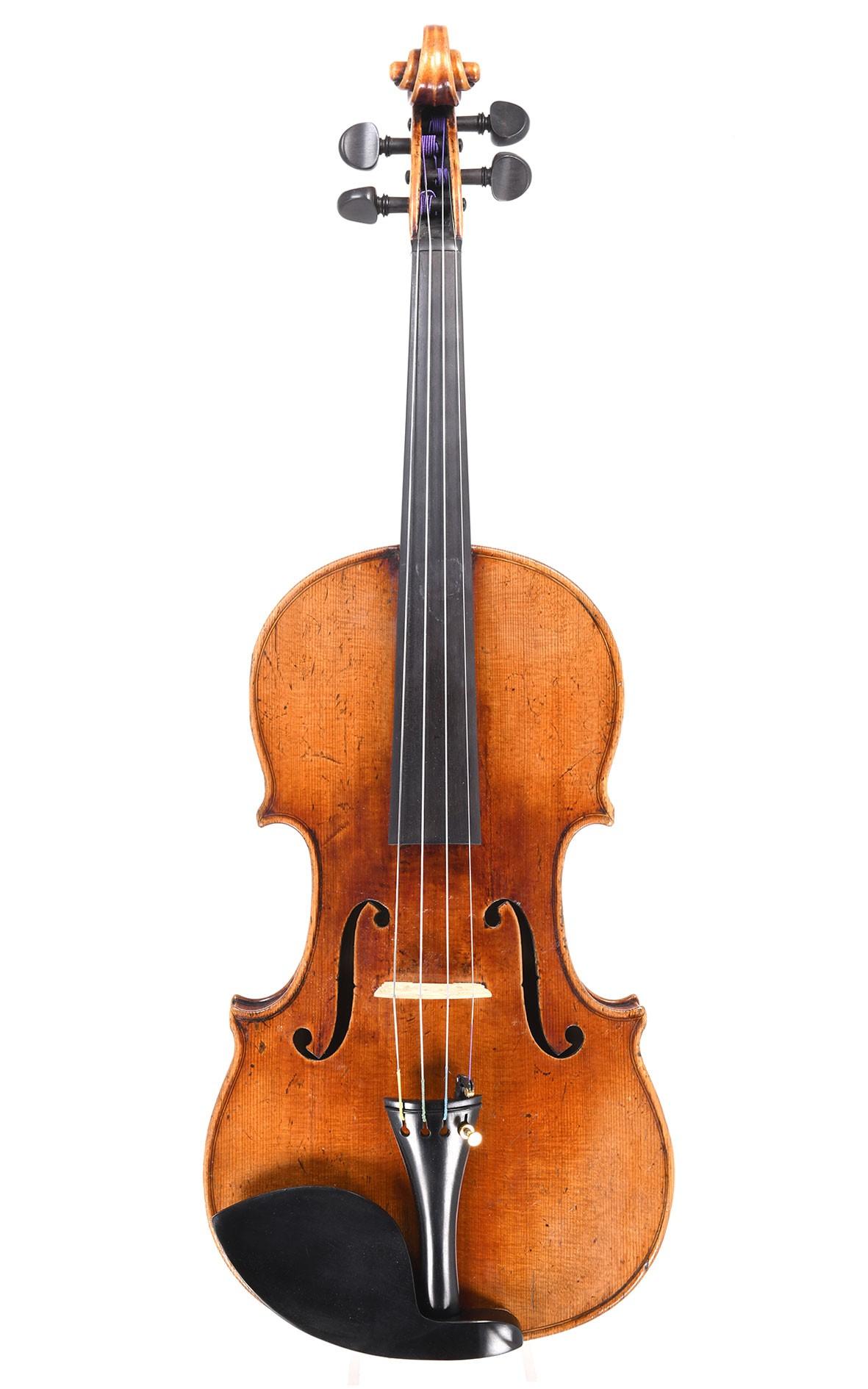 Sebastien Vuillaume Etikett: Antike Französische Geige