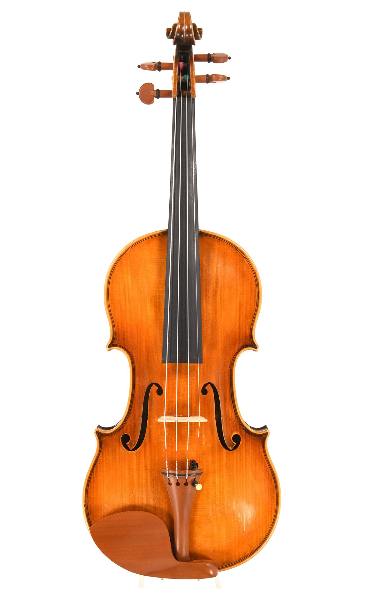 Modern violin after Guarneri