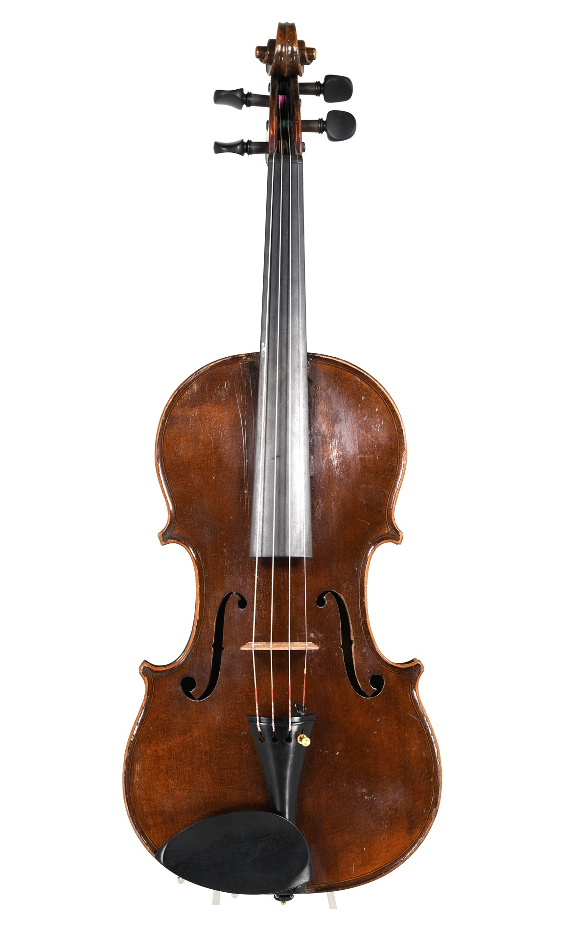 Francois Pillement, 19th century French violin