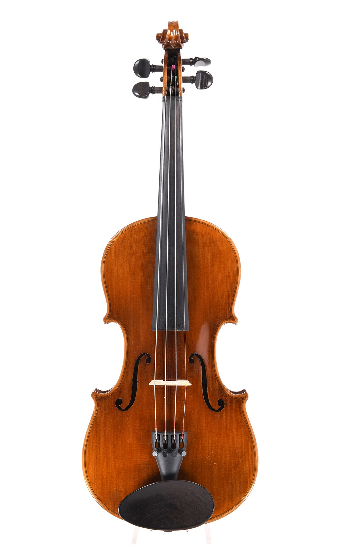 Alte 3/4 Violine aus Markneukirchen - Decke