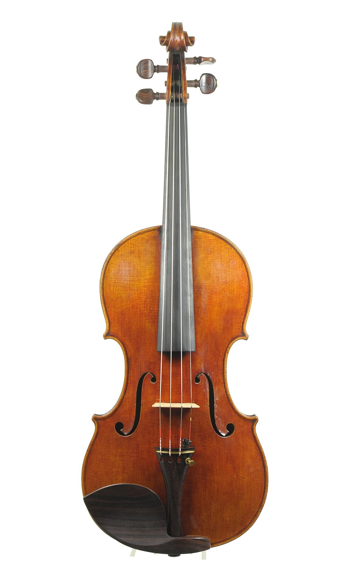 Roger & Max Millant, fine French violin, 1944