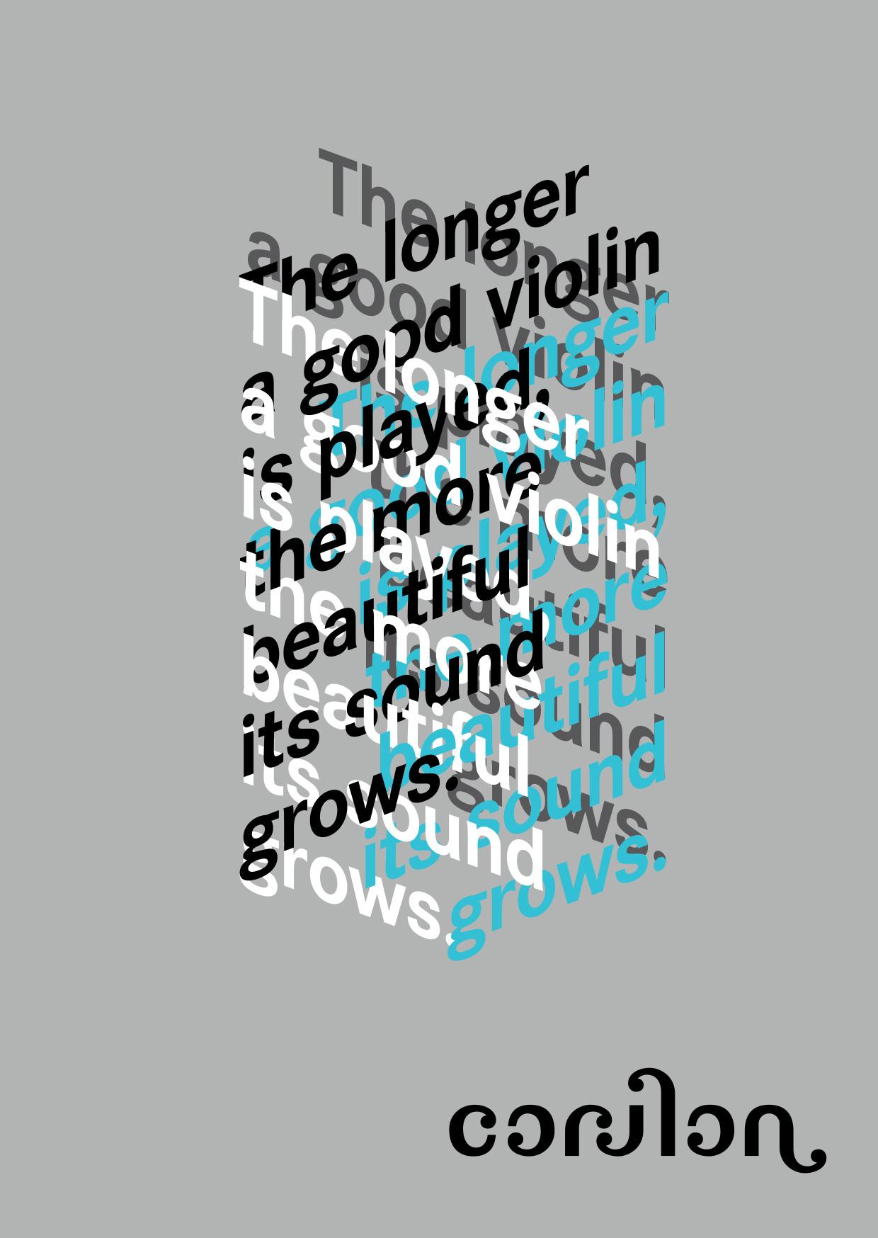 Corilon violins