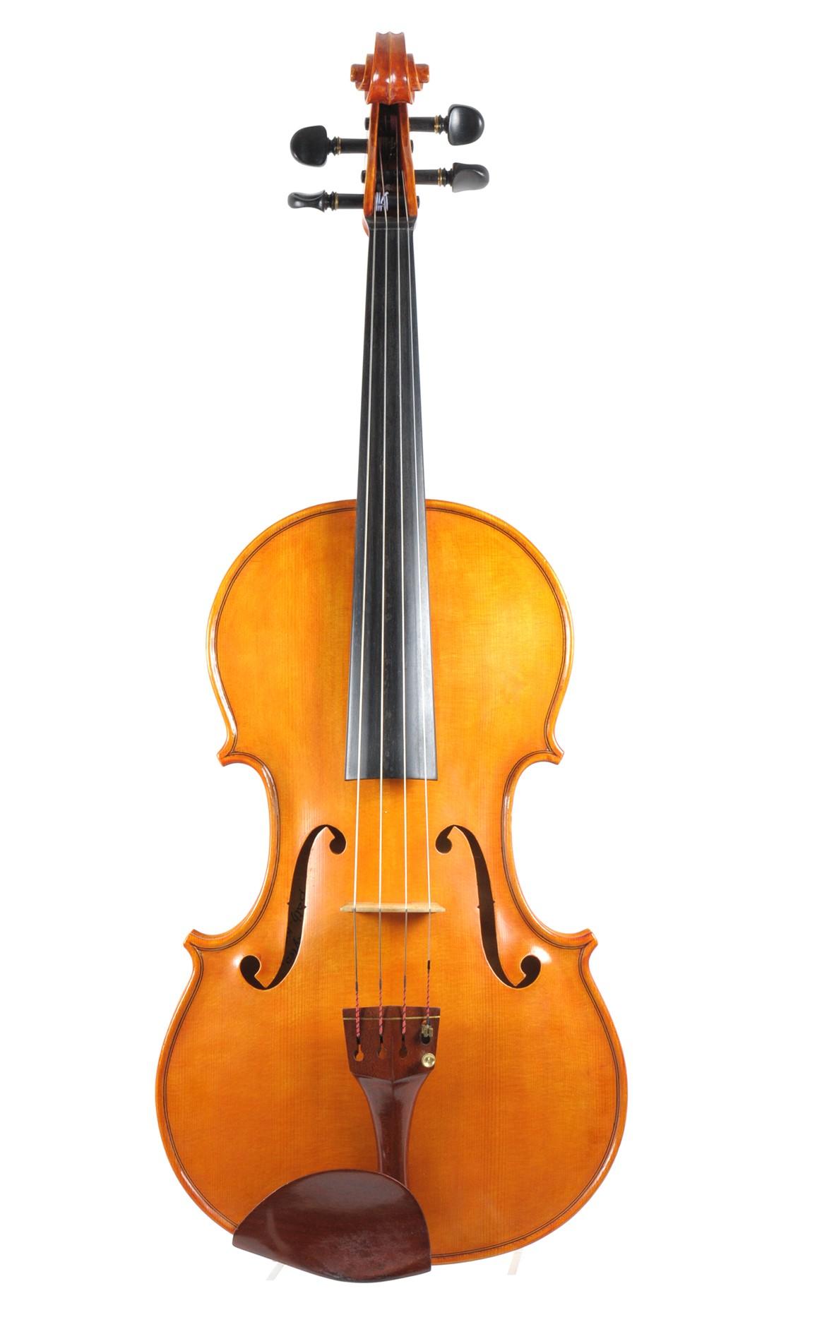 Older English viola by Harold Lester Styles