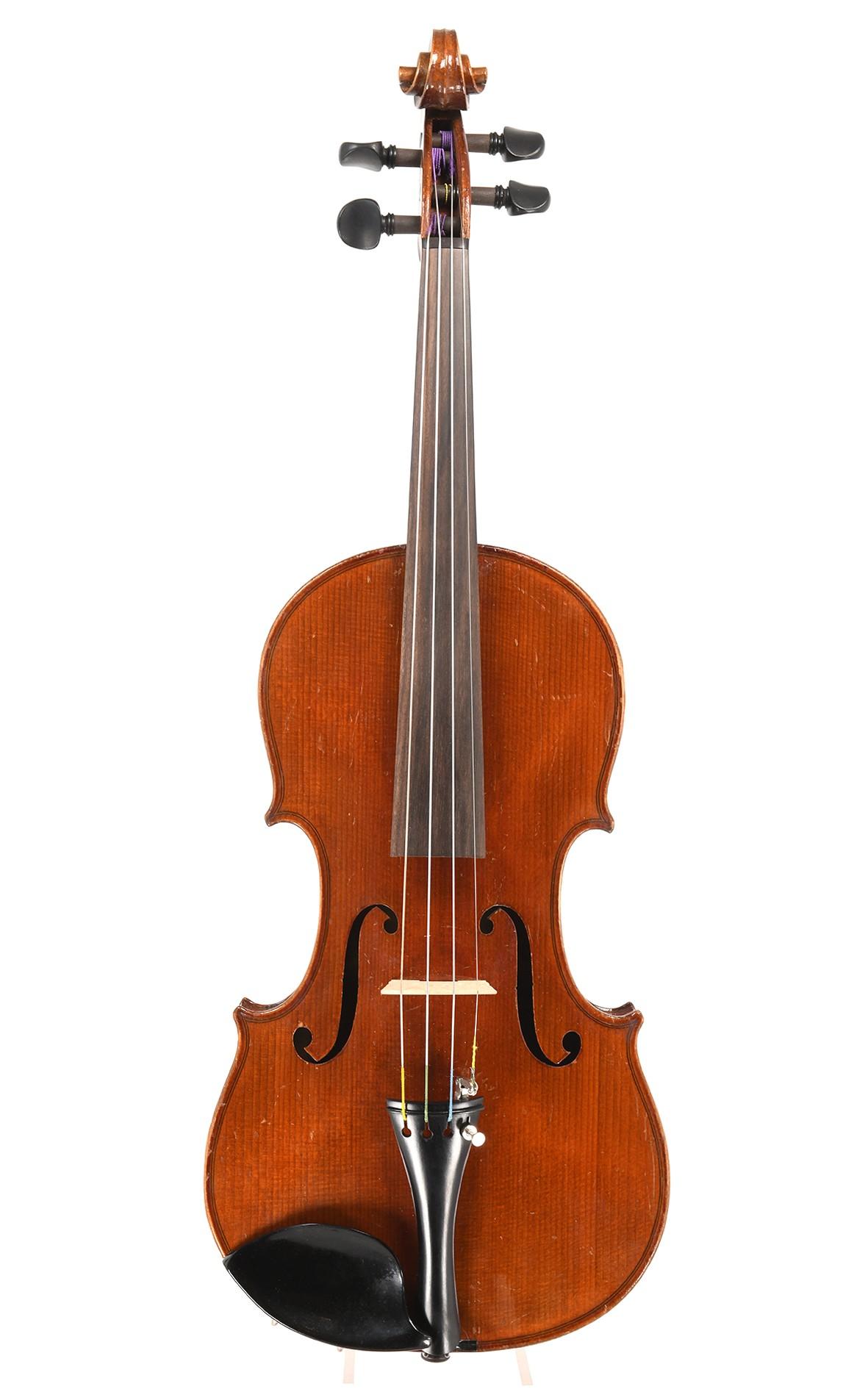 Antike Geige aus Sachsen