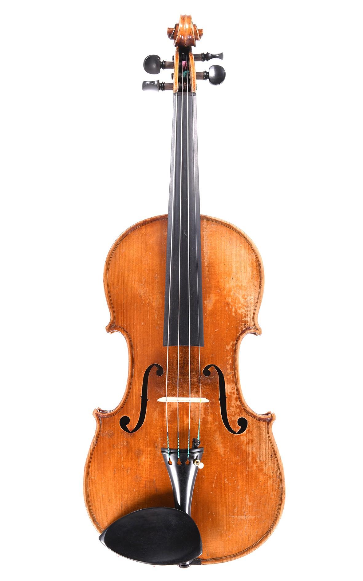 Justin Derazey Geige