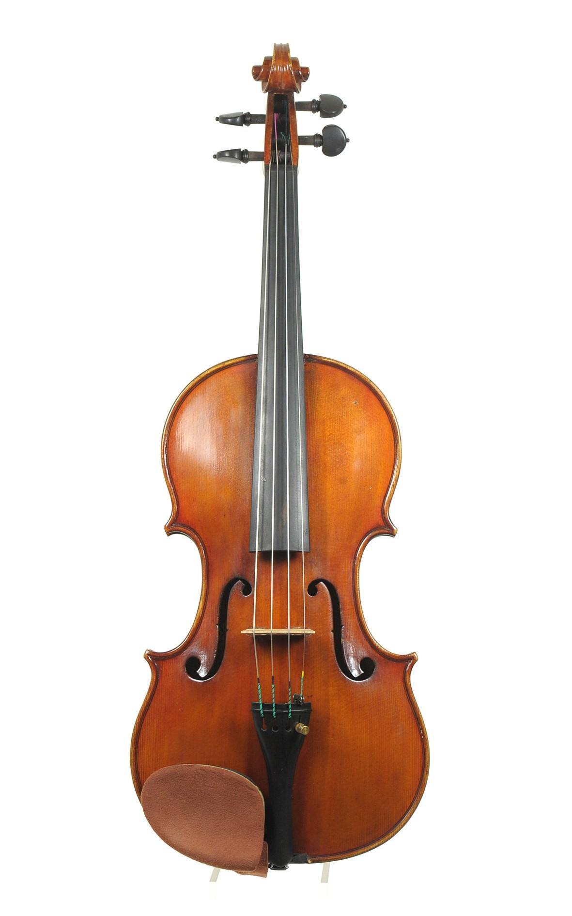 Fine Italian violin by Giuseppe Pedrazzini
