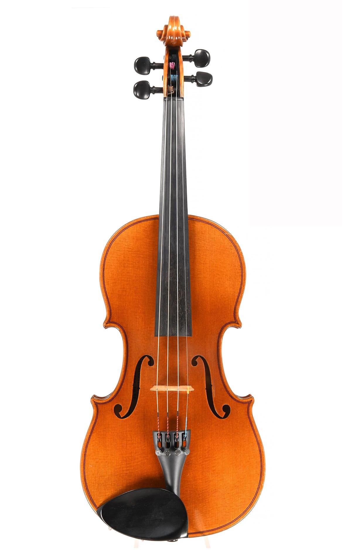 Ernst Heinrich Roth, master violin model F6