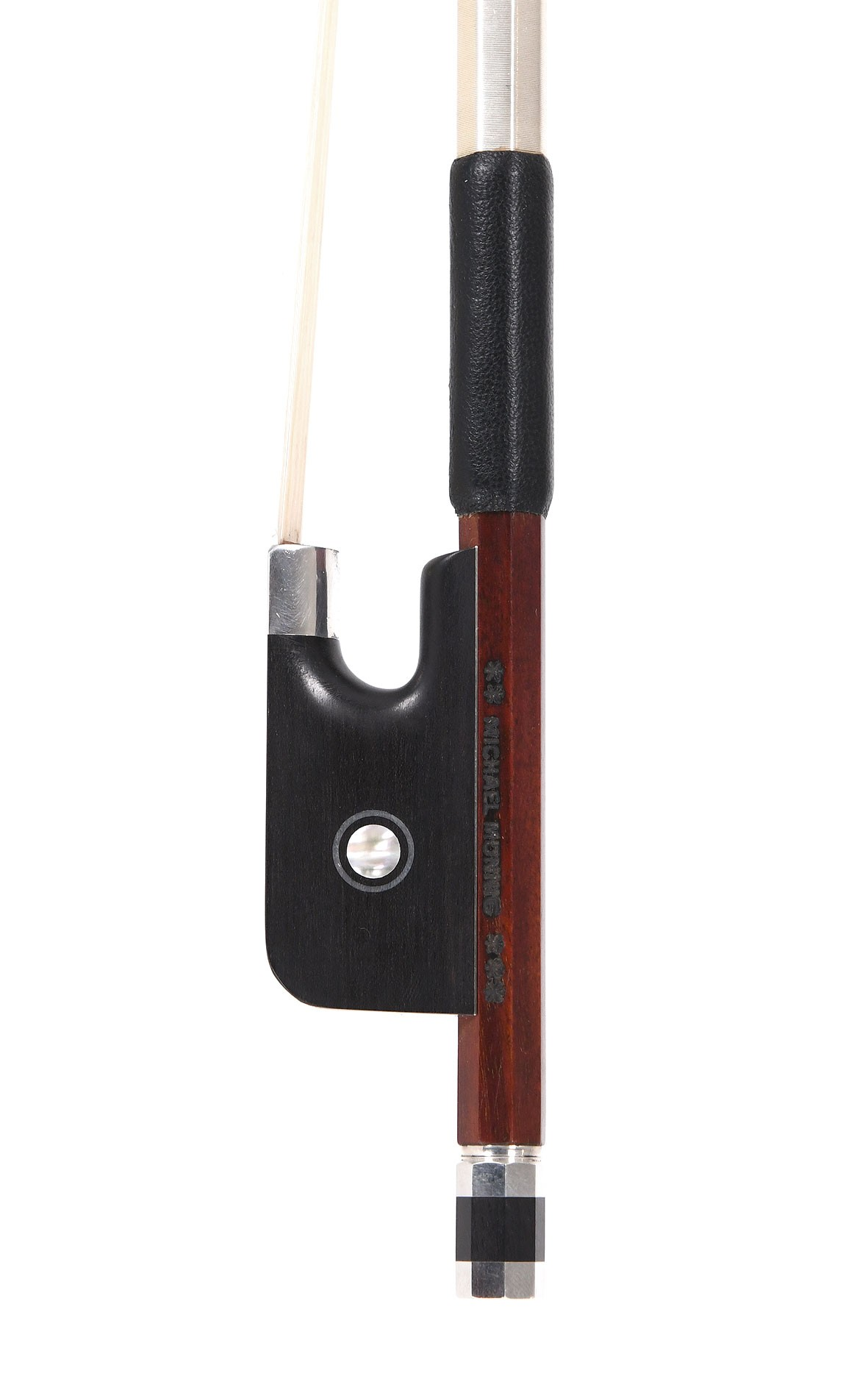 Cello bow by Michael Mönnig master bow maker in Markneukirchen