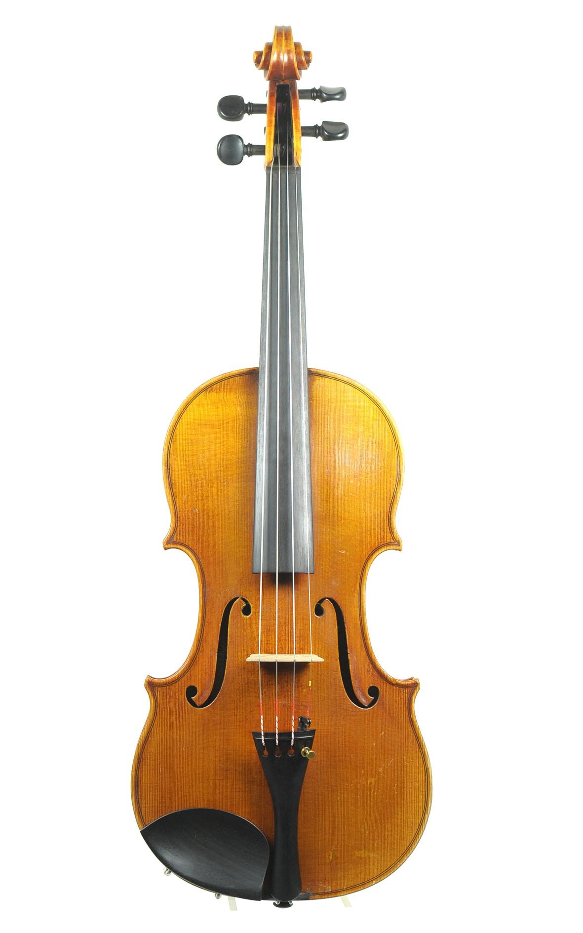 Geige von Ernst Heinrich Roth, 1962 (Zertifikat E. H. Roth)