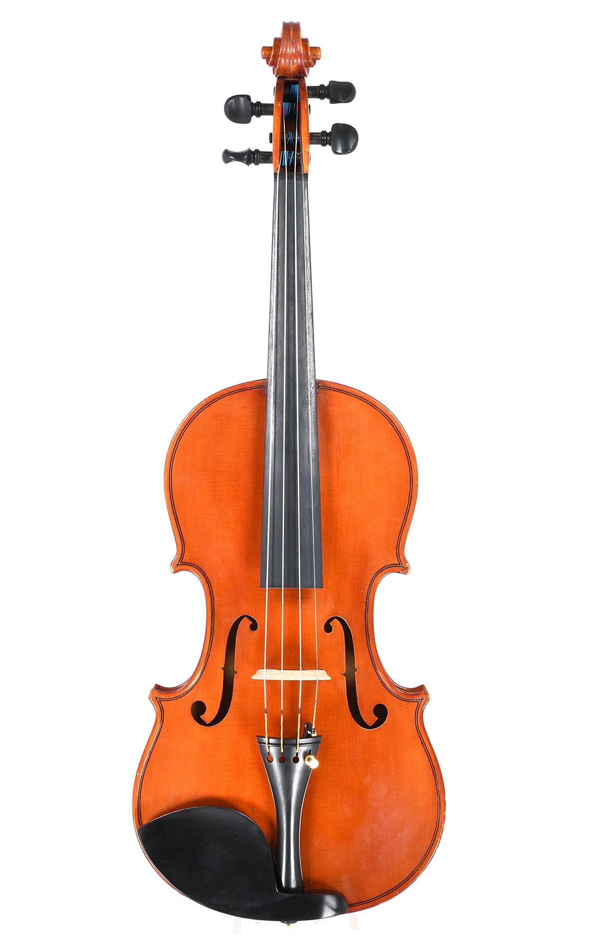 Certified Italian violin by Luigi Mozzani