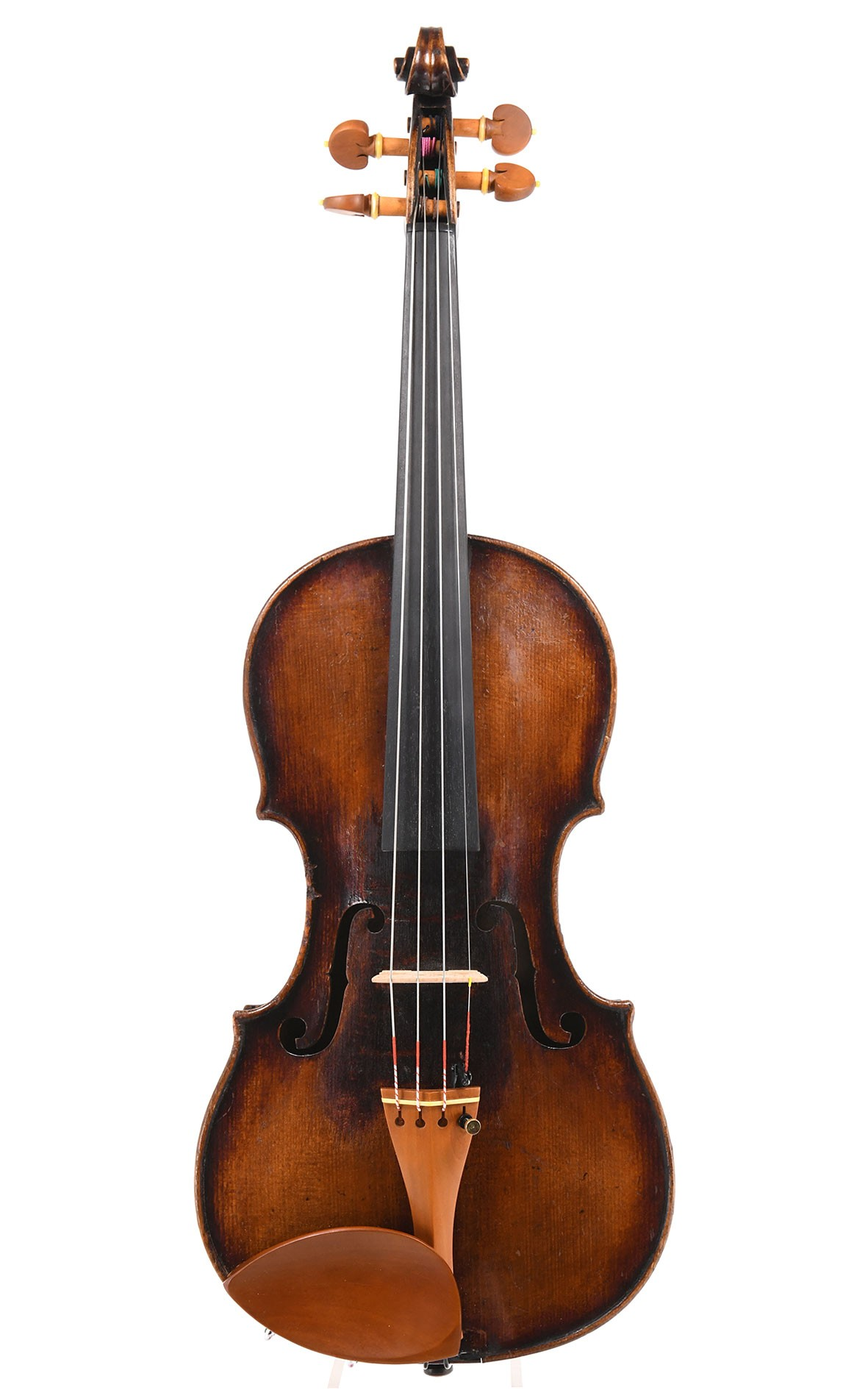 Antique Bohemian violin after Jacobus Stainer - violinist recommendation!