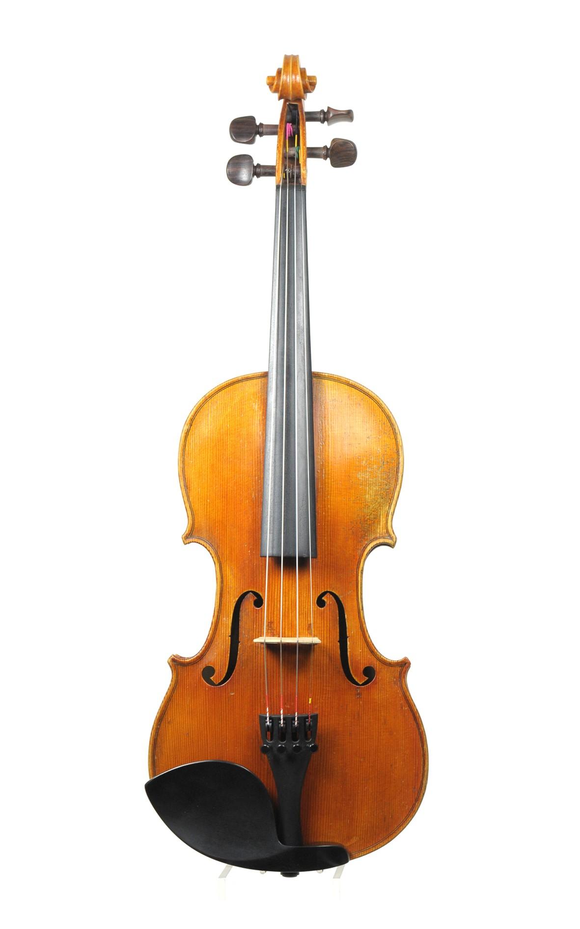 Mittenwalder 3/4 Geige - Decke
