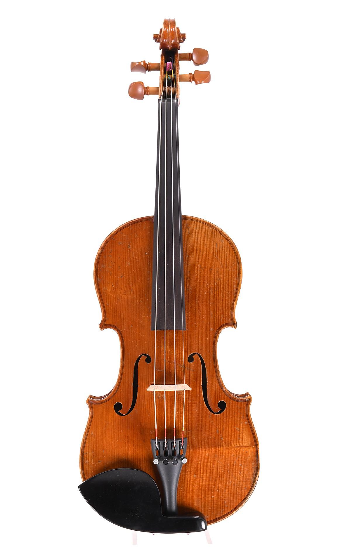 Antike französische 3/4 Geige, Mirecourt um 1910