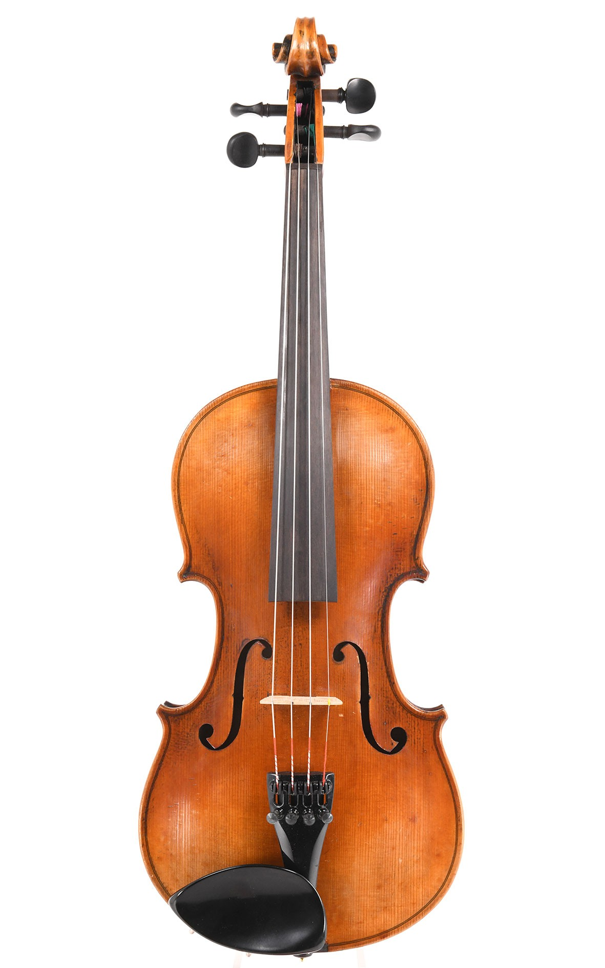 Vieux violon de Markneukirchen vers 1930 - table en épicéa