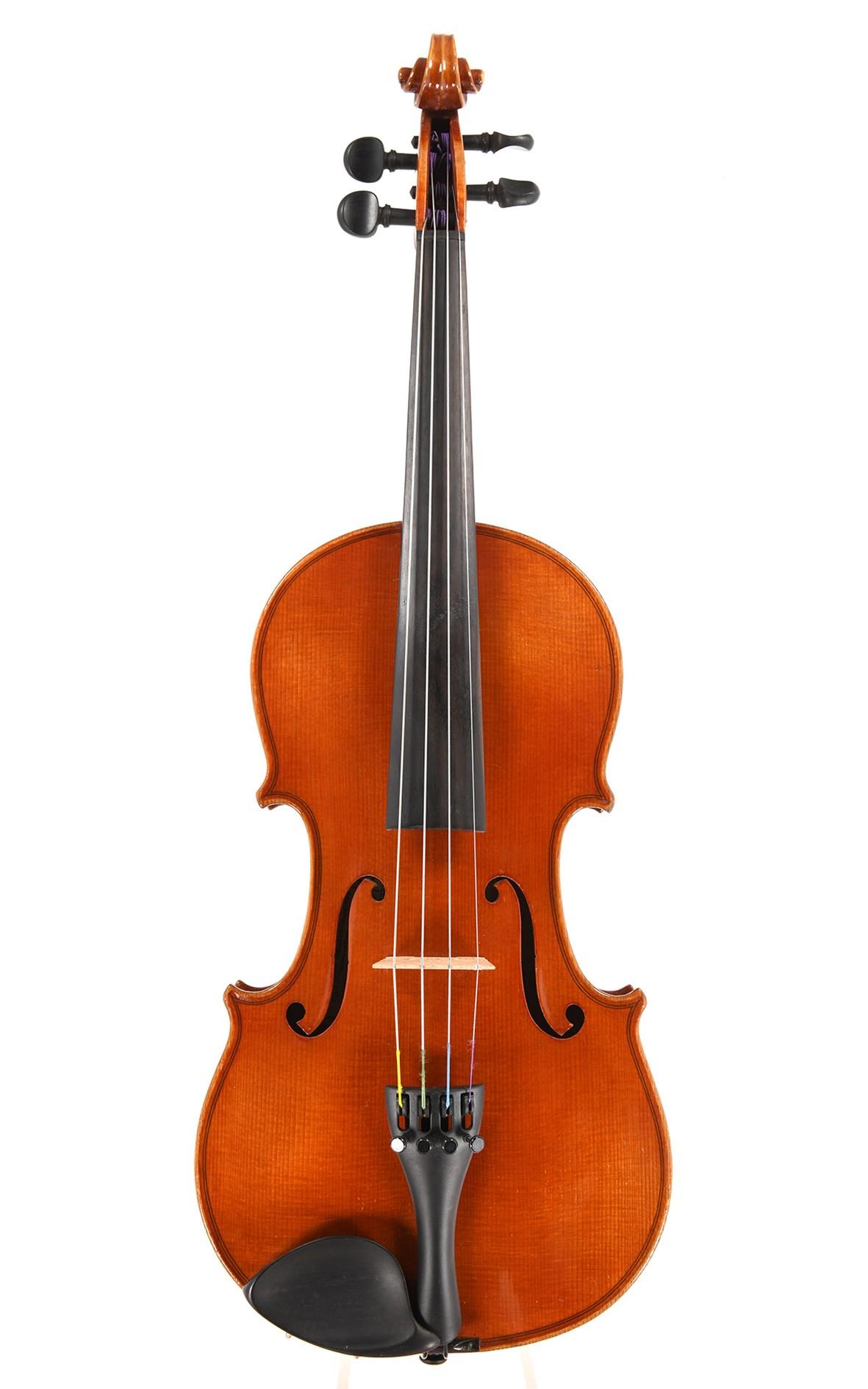 German violin. Walter Meinhold, Markneukirchen, 1953