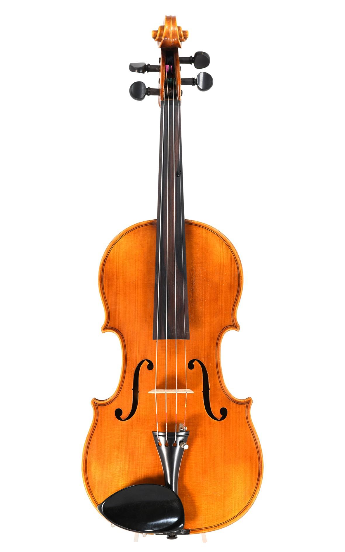 Mittenwald violin from the Bitterer workshops