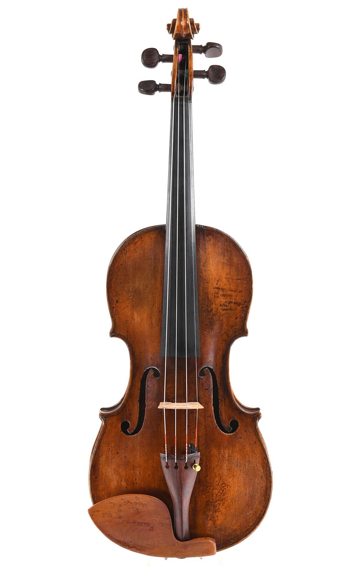 Seltene italienische Violine, wahr. Vincenzo Rastura um 1780