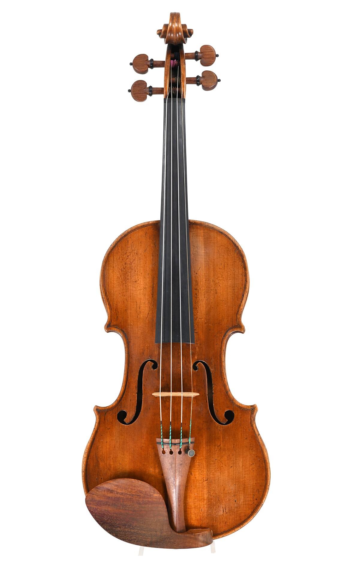 Fine violin by Nicolò Gagliano, 1762