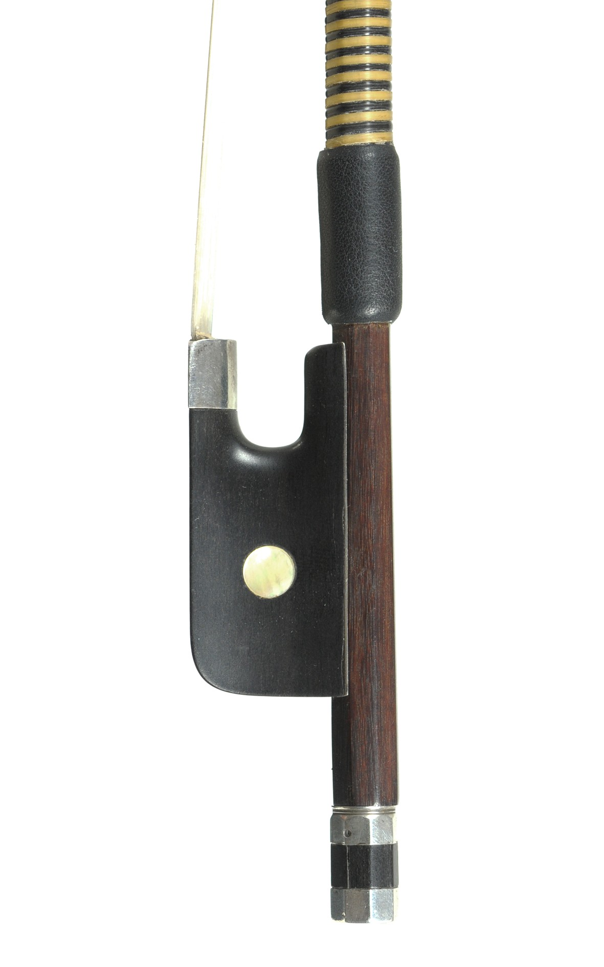 Fine cello bow, lightweight