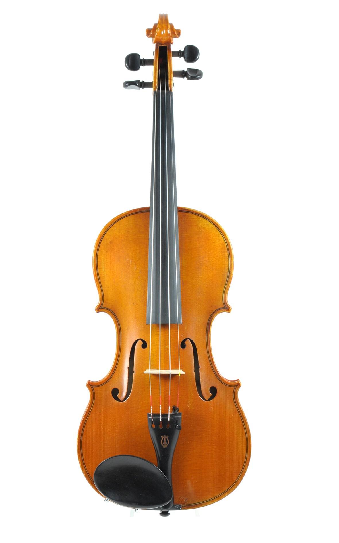 František L. Duchon violin, 1928