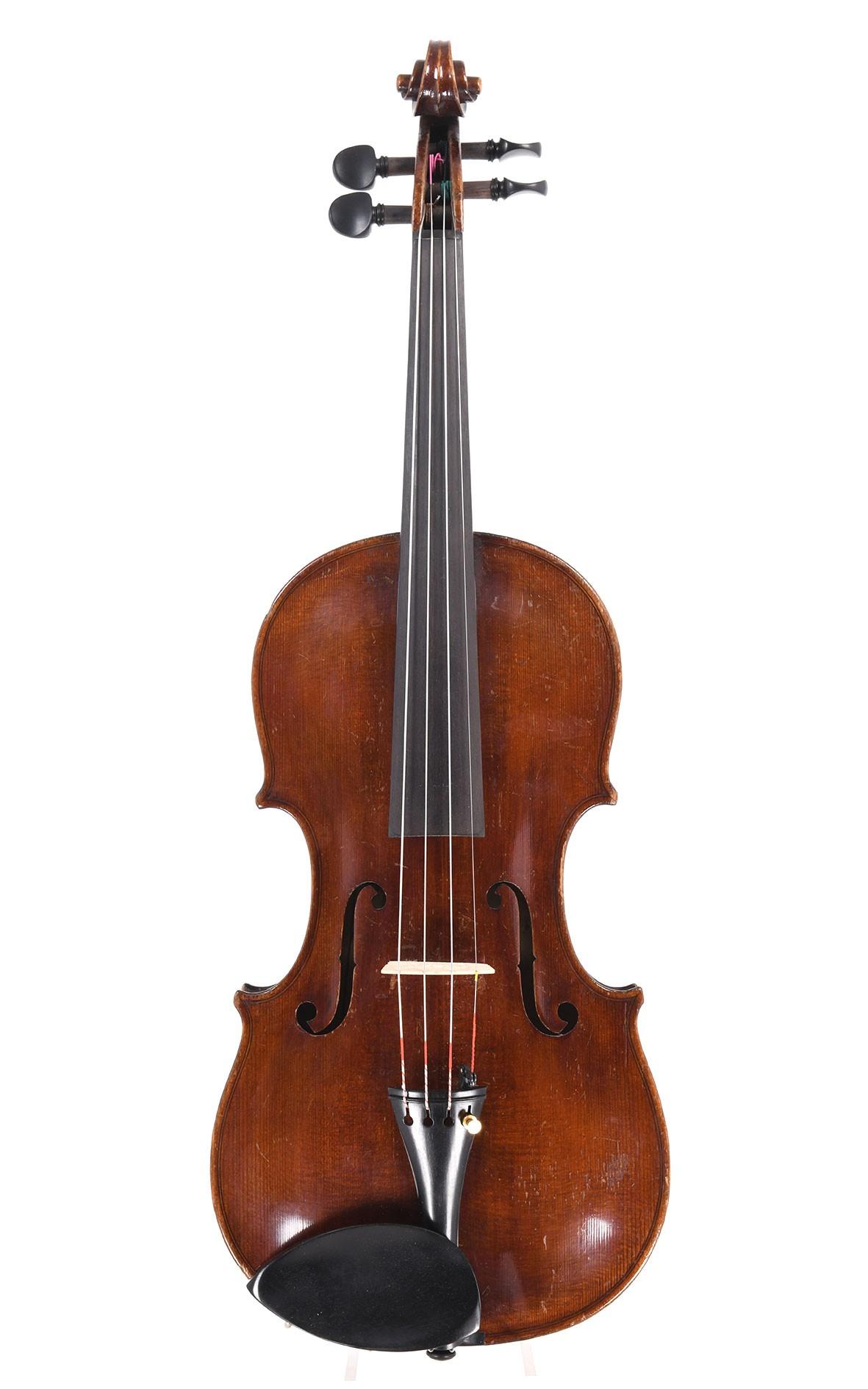 Ackermann & Lesser Violine