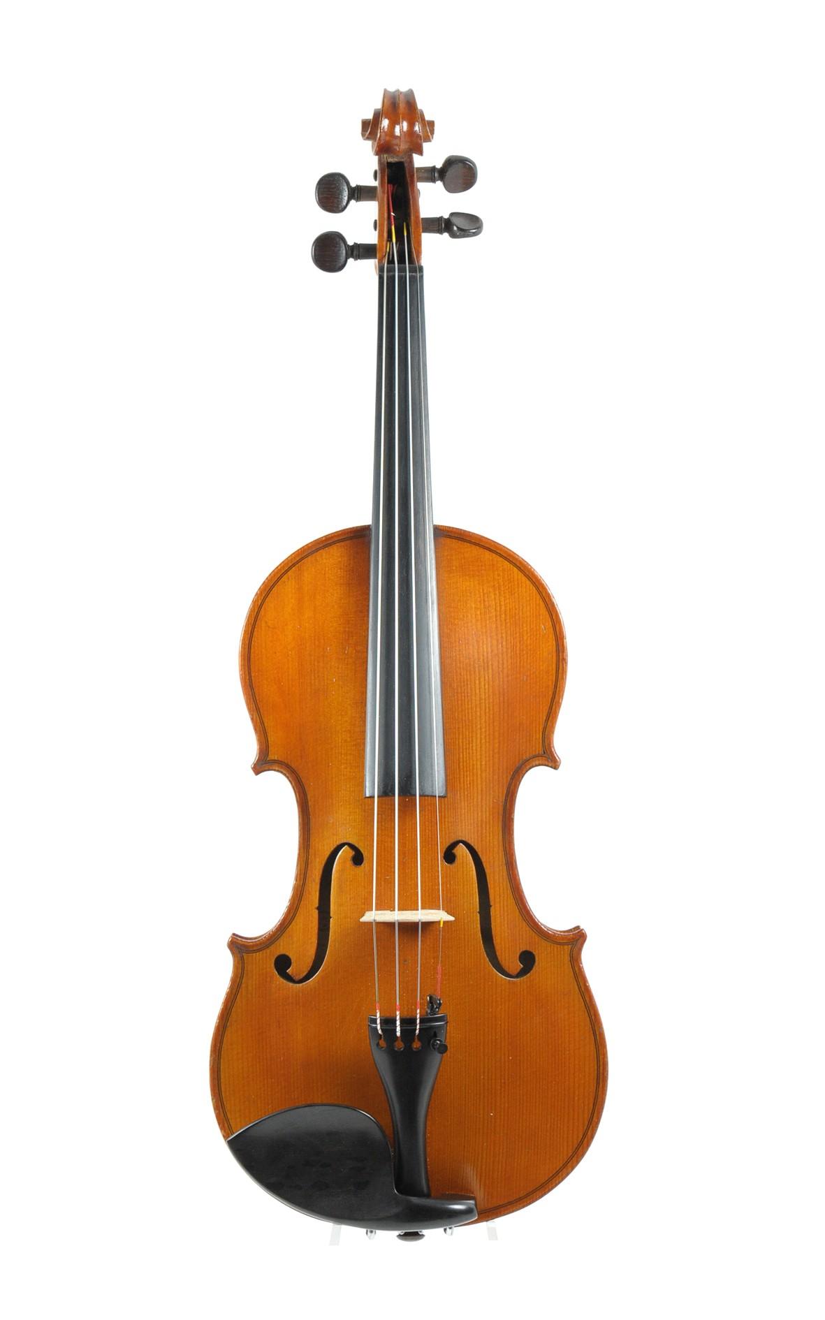 7/8 violin, Mirecourt