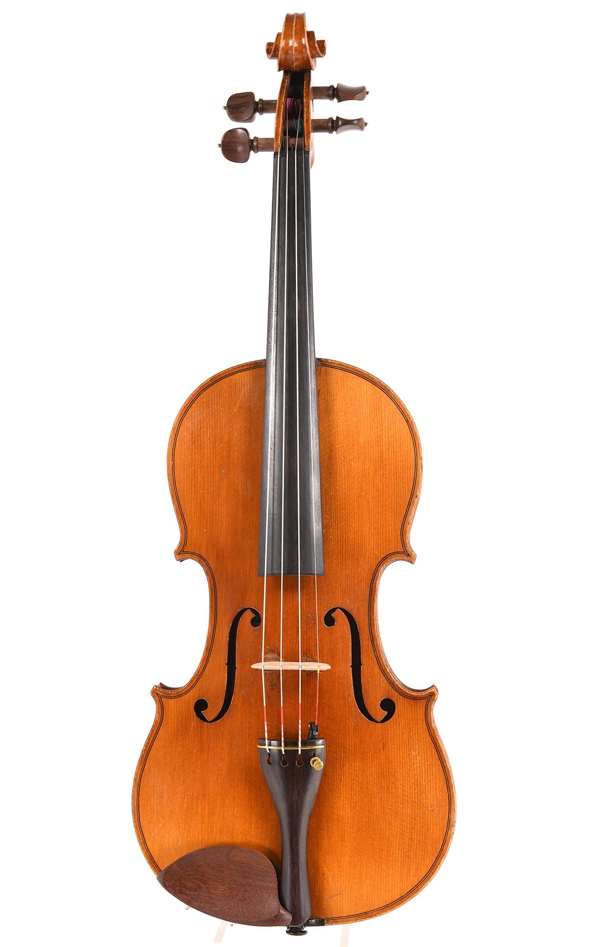Violon d'orchestre allemand de Mittenwald