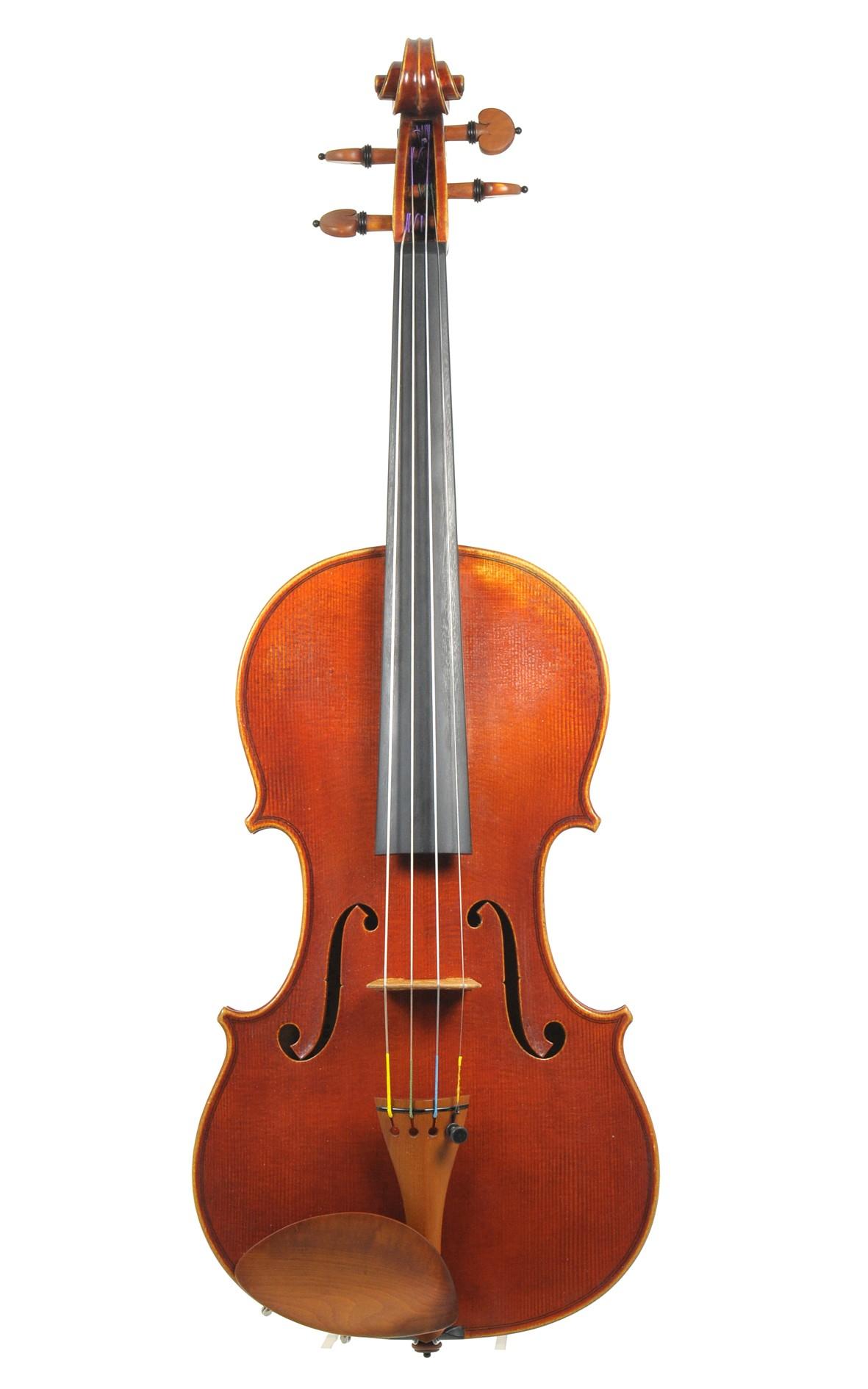 "Contemporary master violin by Christoph Götting, after Stradivari ""Sleeping Beauty"""