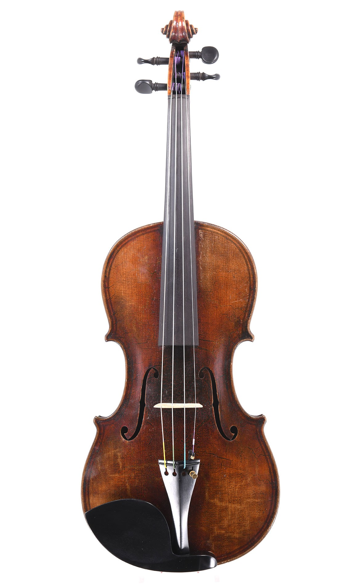 Maggini violin made in Markneukirchen