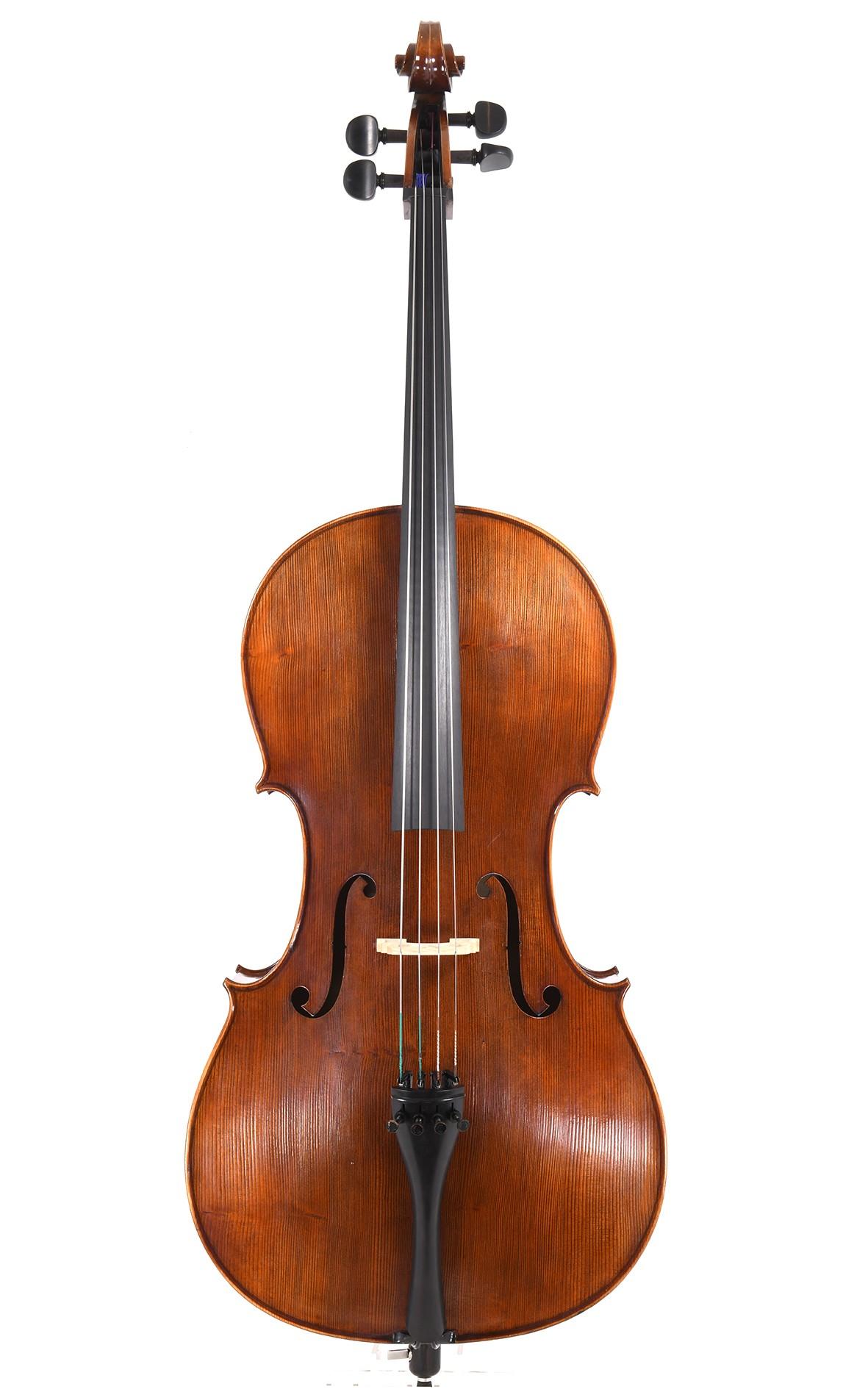CV Selectio violoncelle op.23
