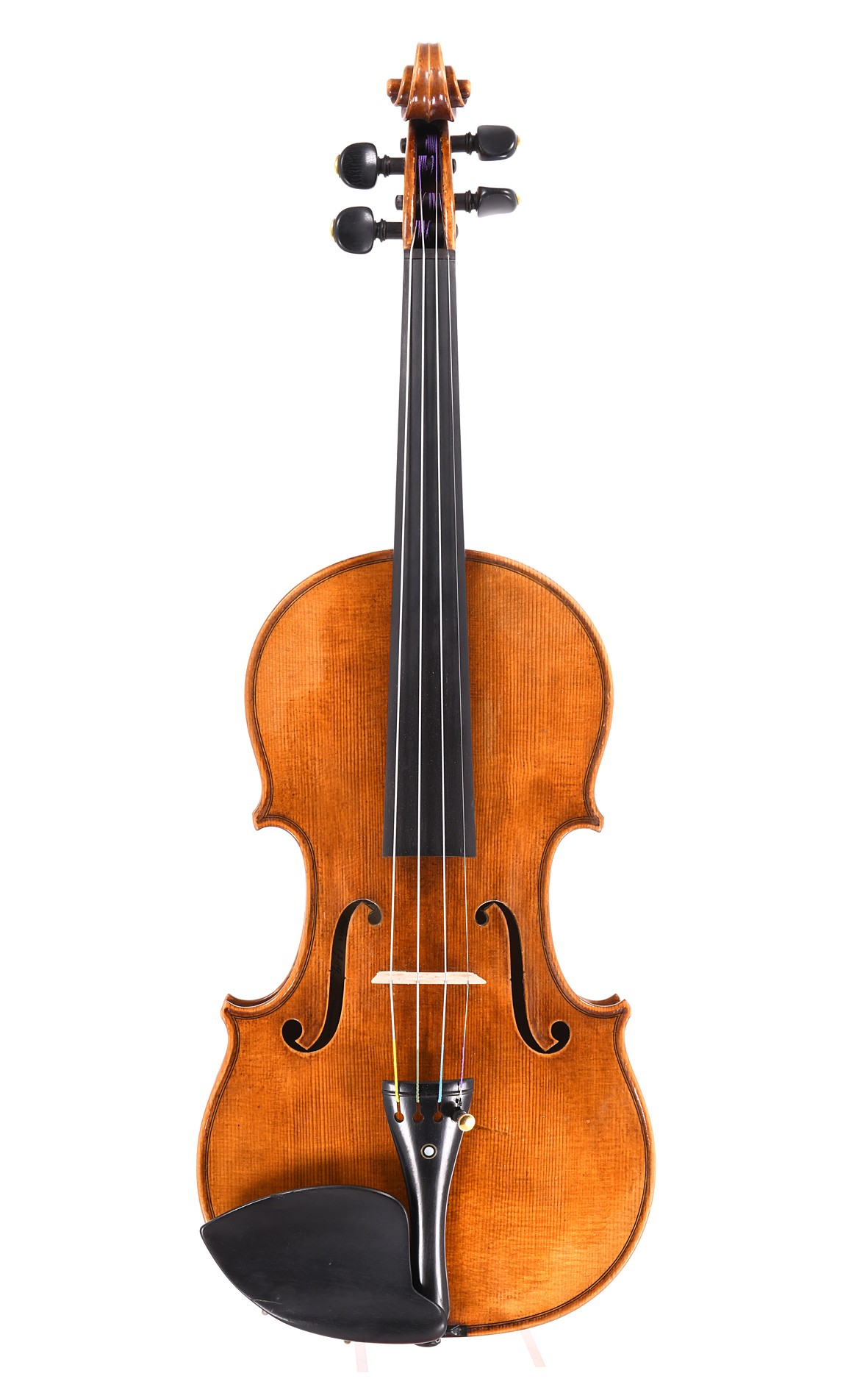 Mittenwald violin by Karl Sandner, 1968