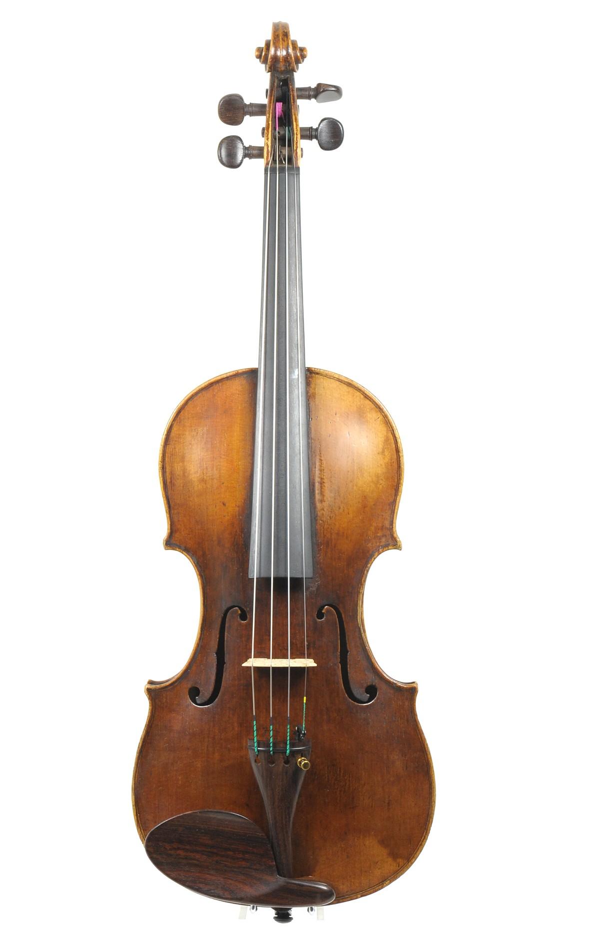 "Rare violon by Matthias Hornsteiner II, aka  ""Dax"""