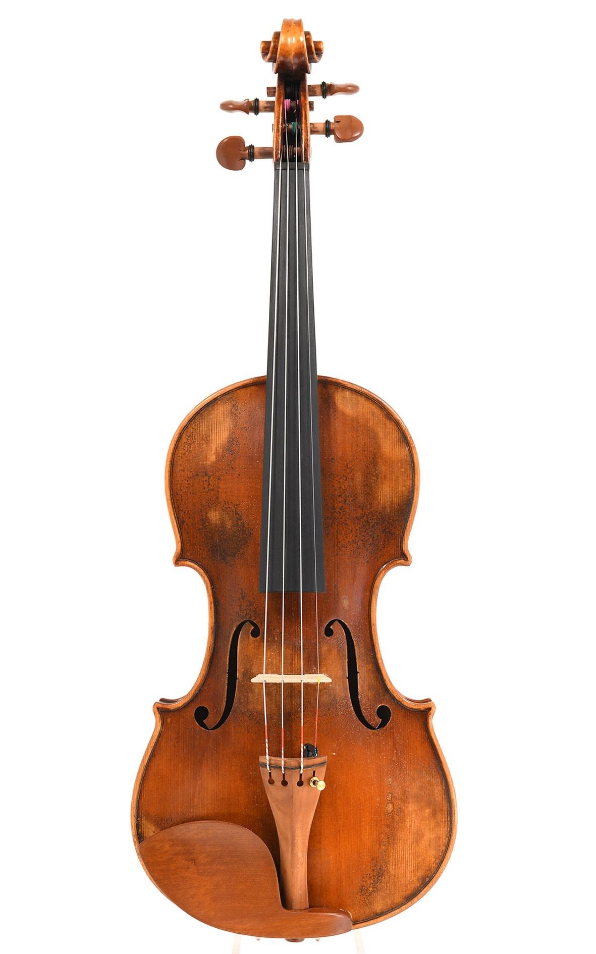 Master violin, Romania c.2000