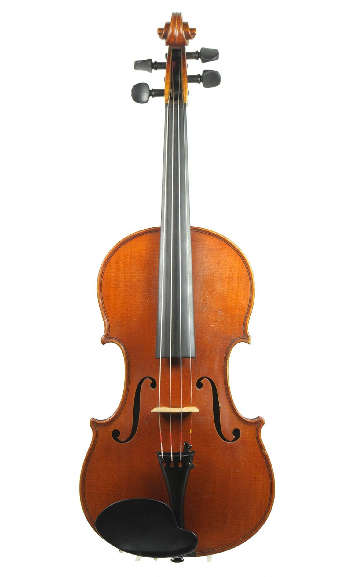 Markneukirchen violin by C. G. Schuster jun.