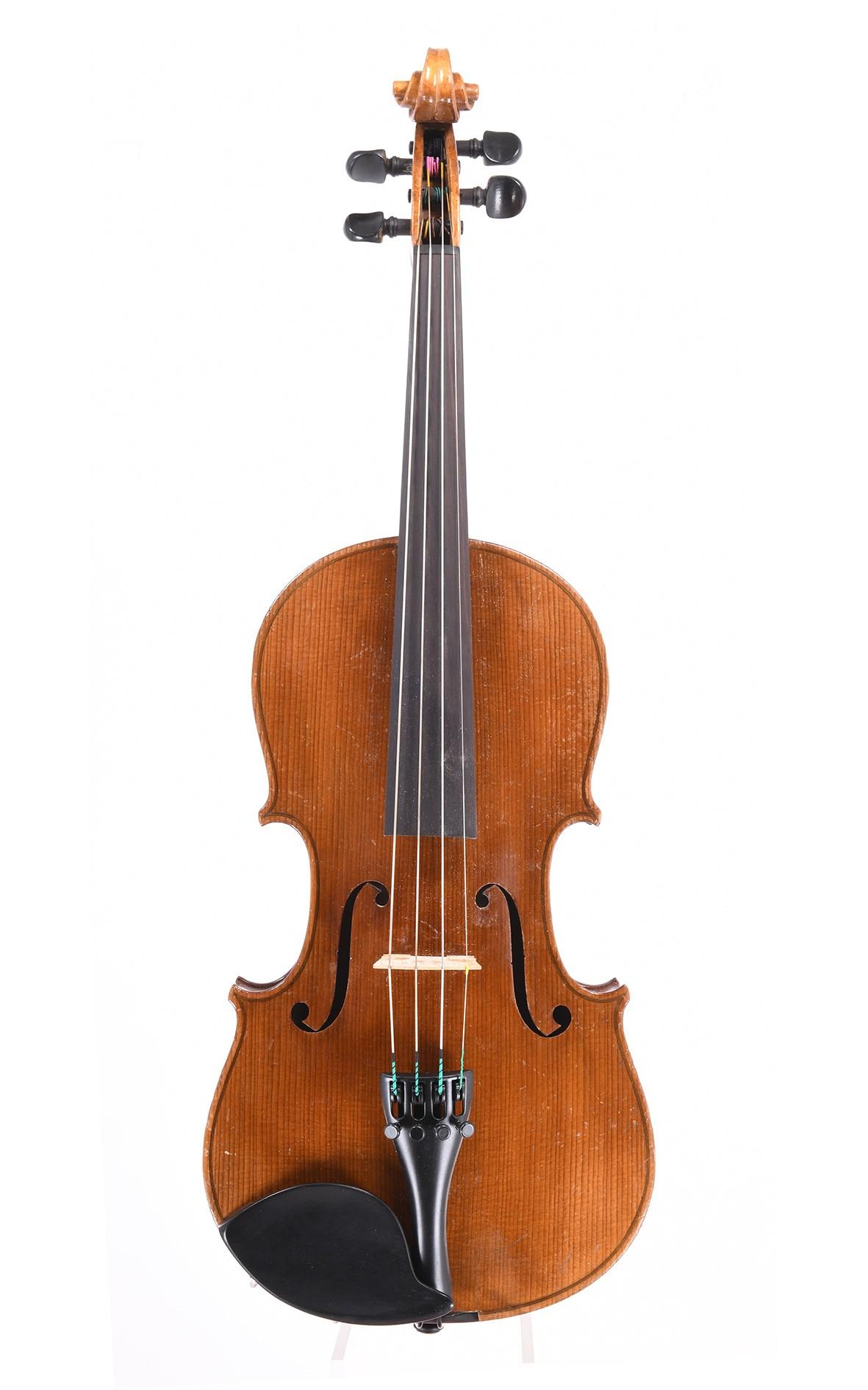 Alte Markneukirchener 3/4 Violine