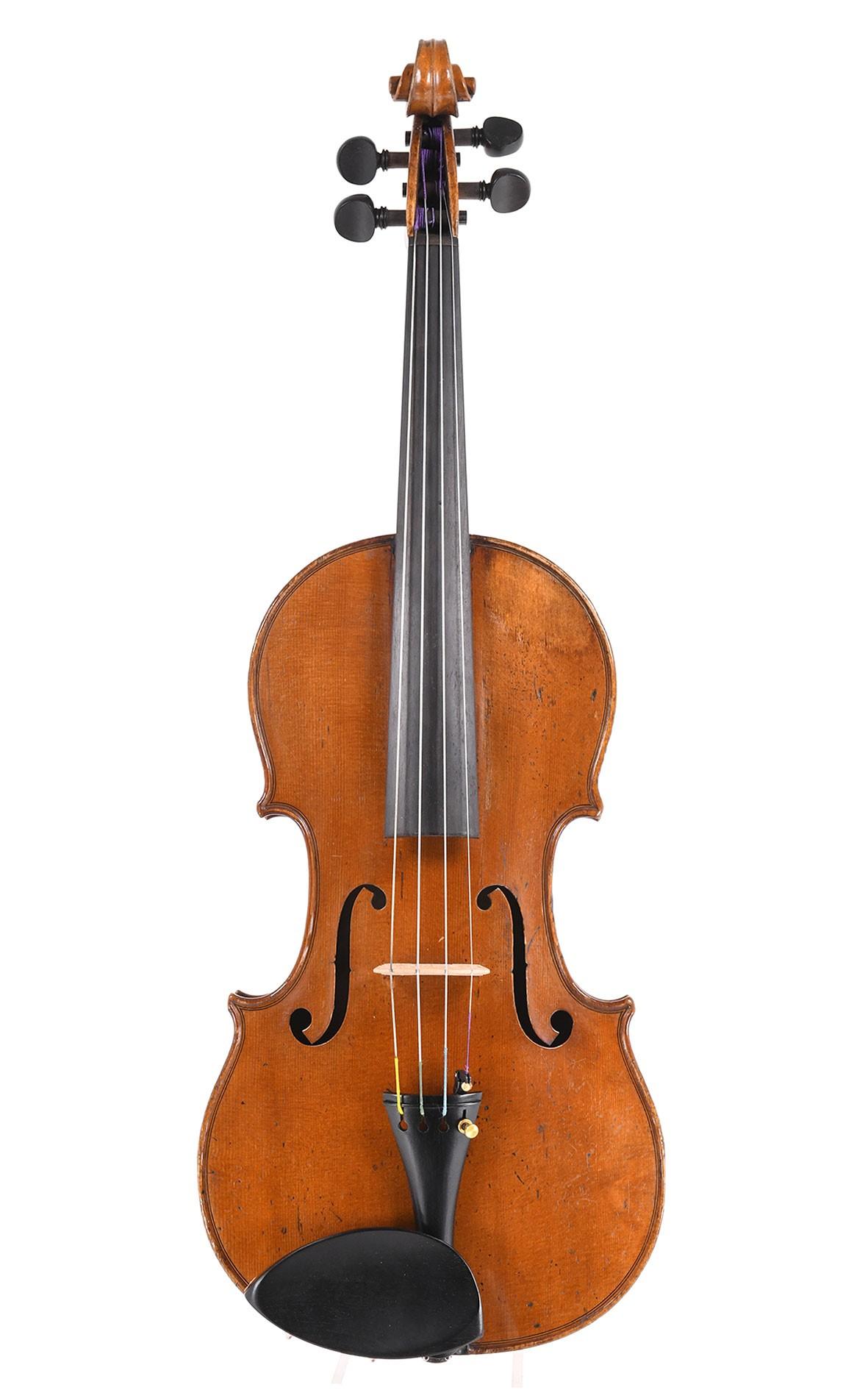 Violon de Jean-Joseph Honoré Derazey