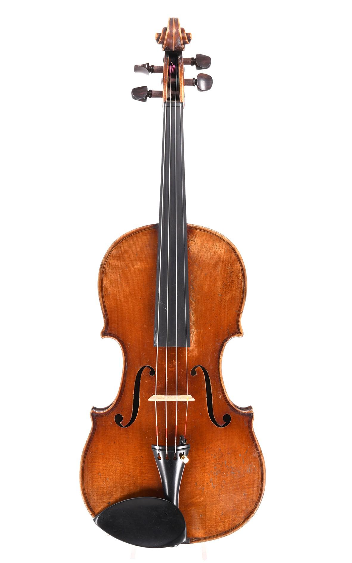 Max Heiling master violin
