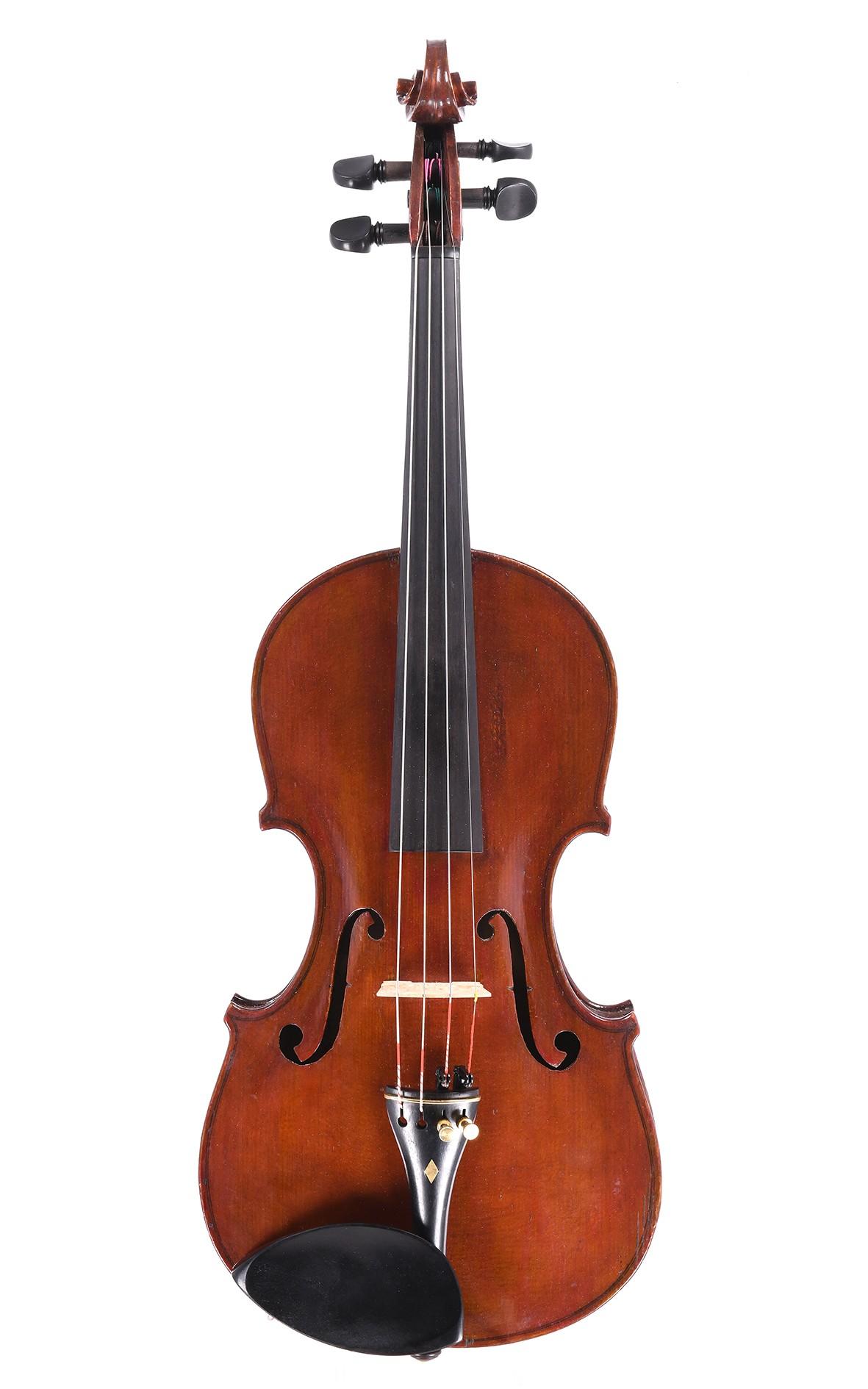 Italienische Geige von Vittorio Mutti, gebaut 1940