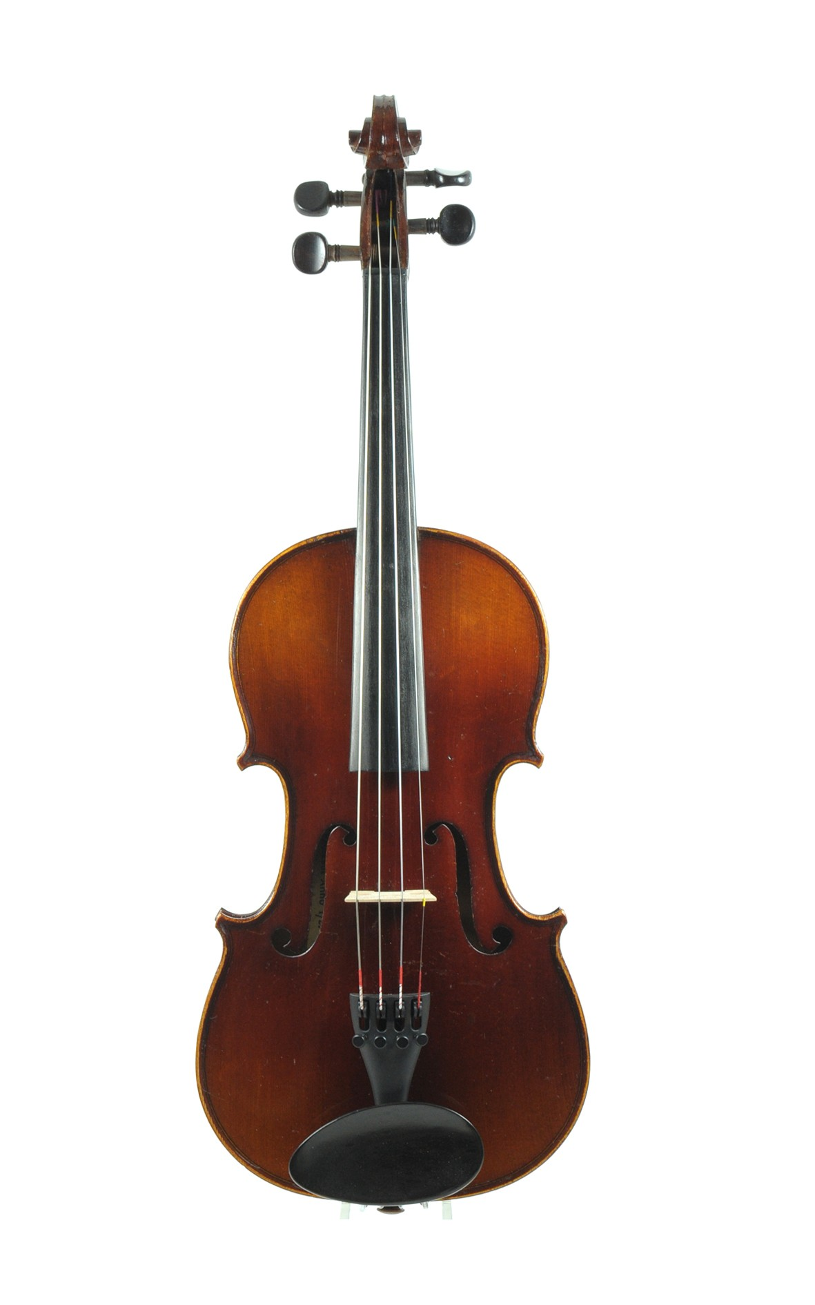 3/4 - Antique, well preserved French violin