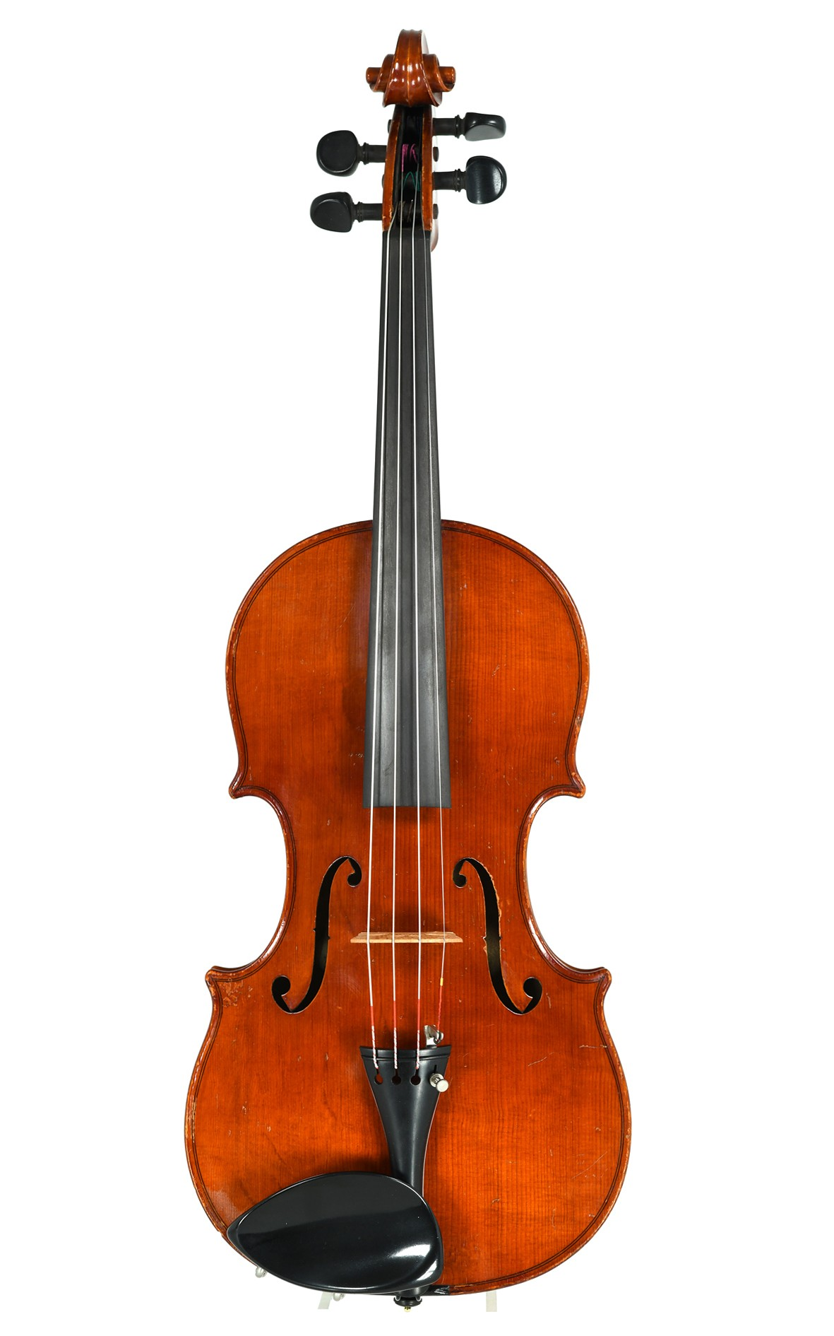 Mittenwald violin. Alois Fütterer, c.1930