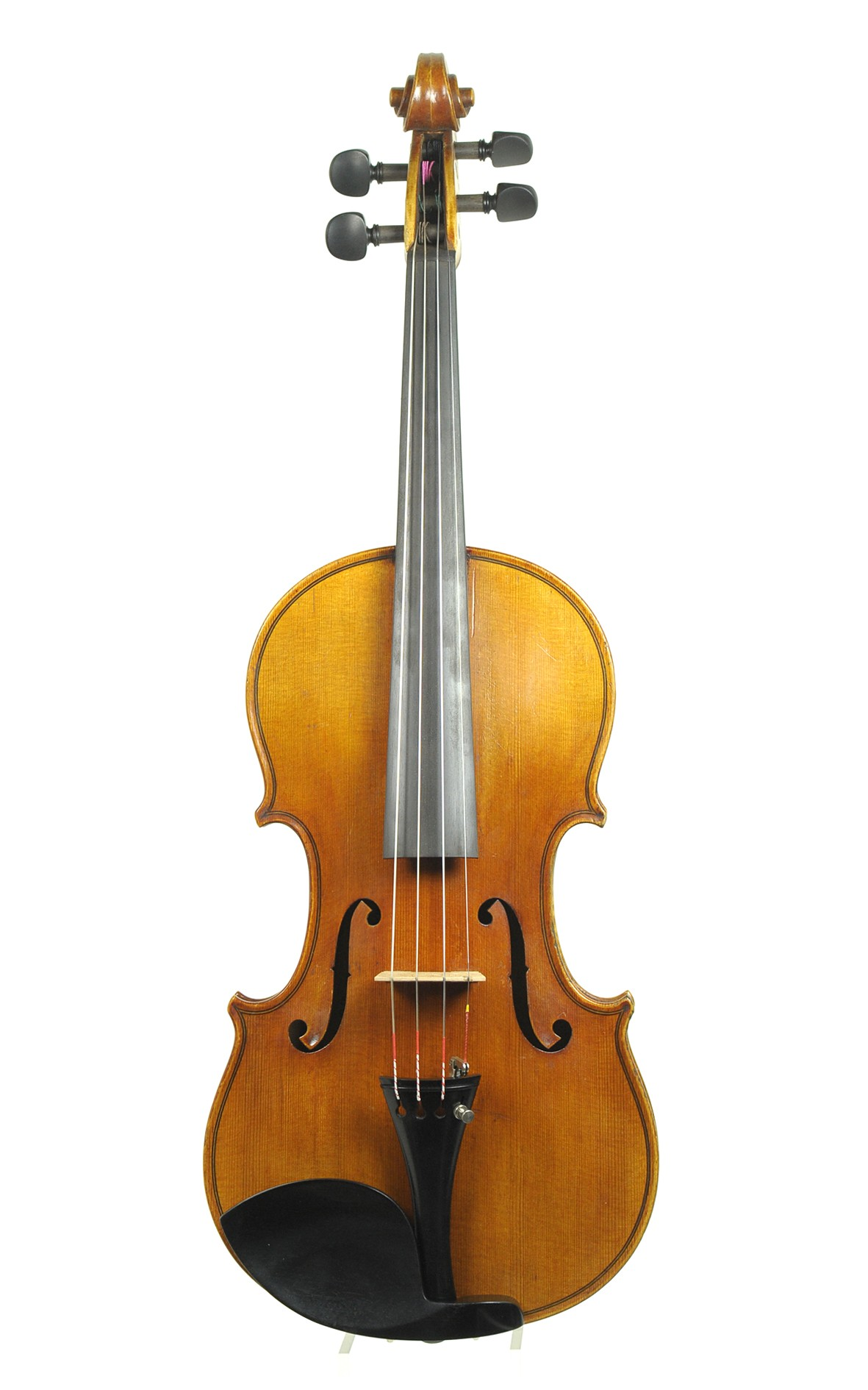 American violin, Marinus Petersen, Chicago 1916