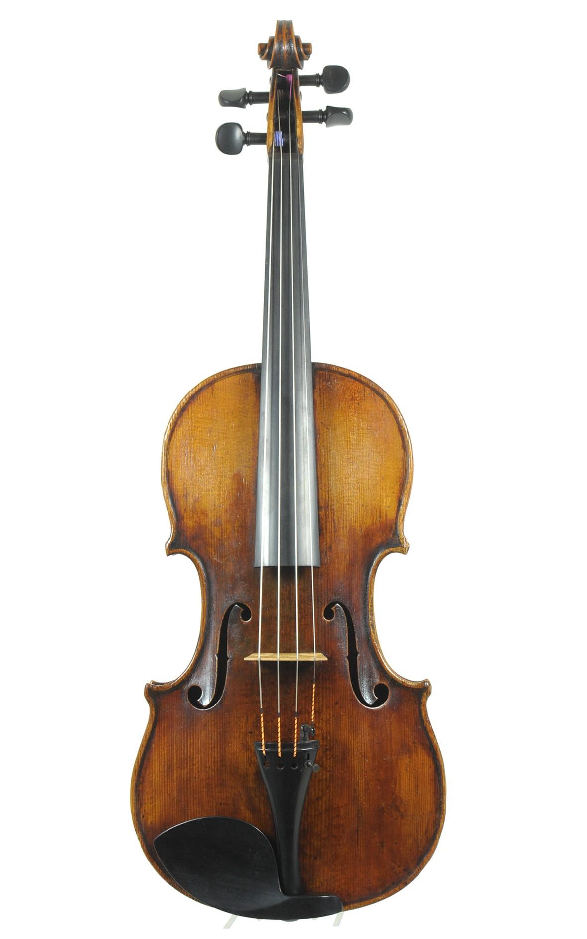 Fine French viola by François Fent