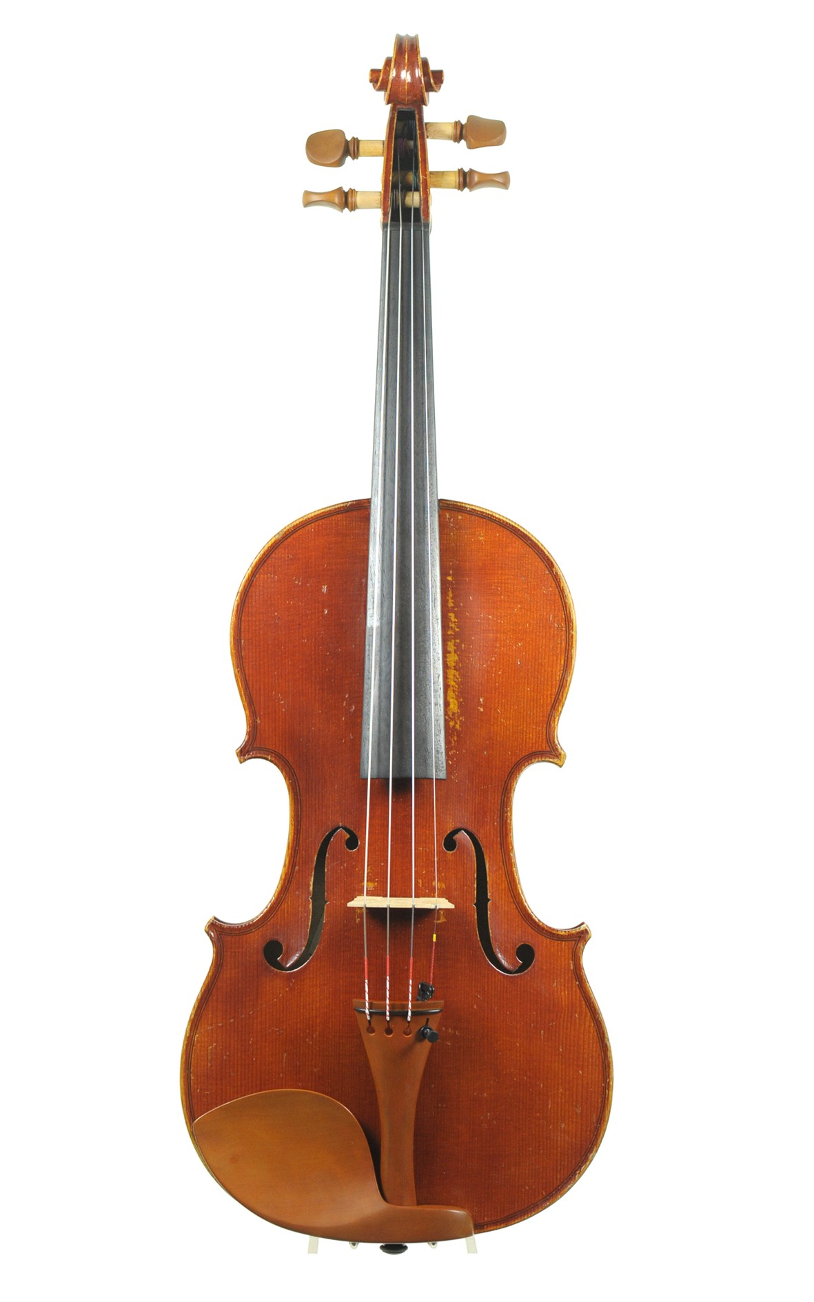 Violin by Braun & Hauser München, approximately 1900