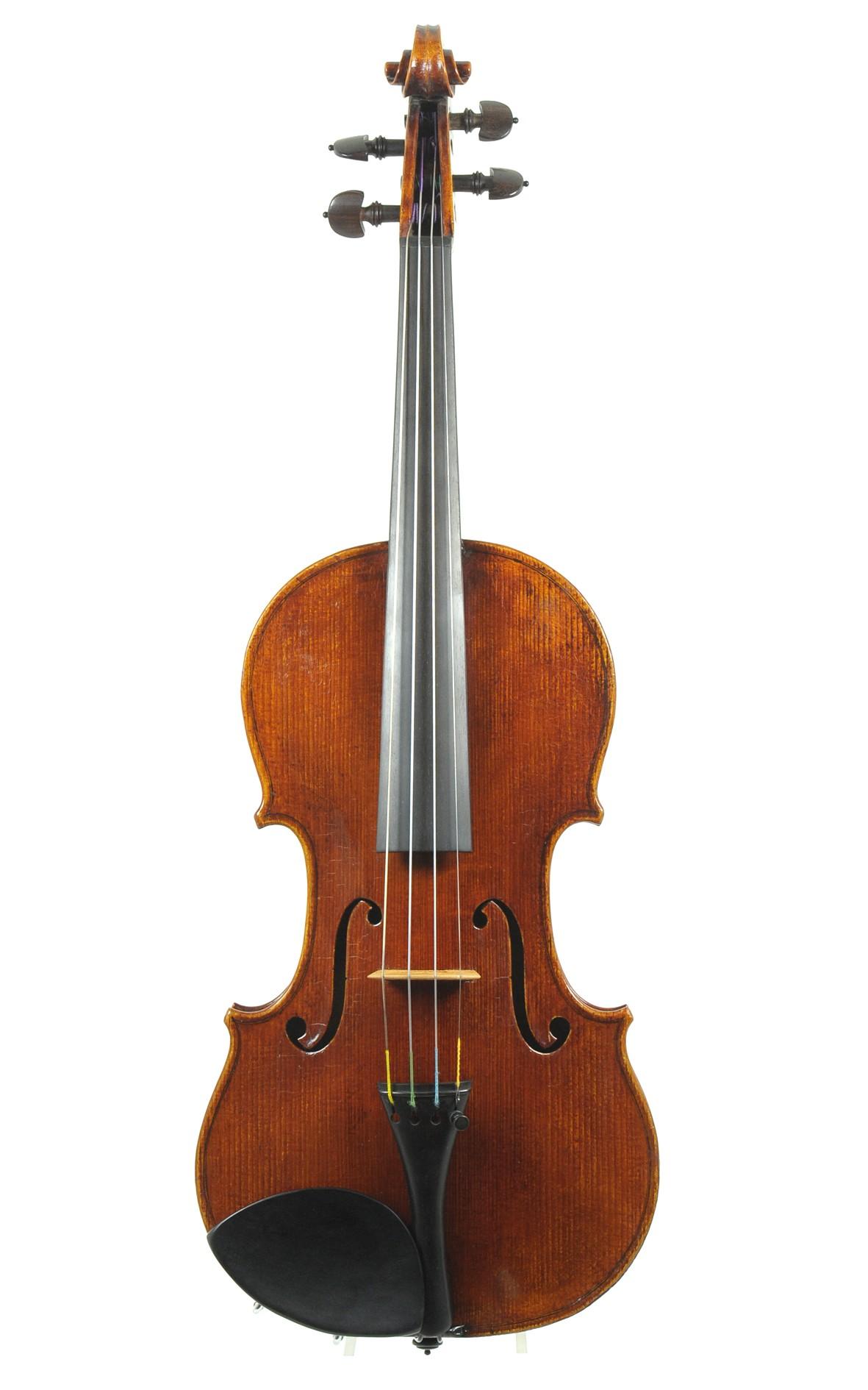 Contemporary master violin, Jean Strick, Bruxelles 1999